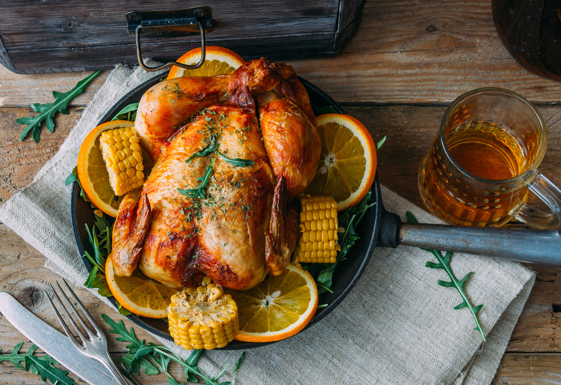 How to Cook a Turkey (and Carve It Too) | Greatist