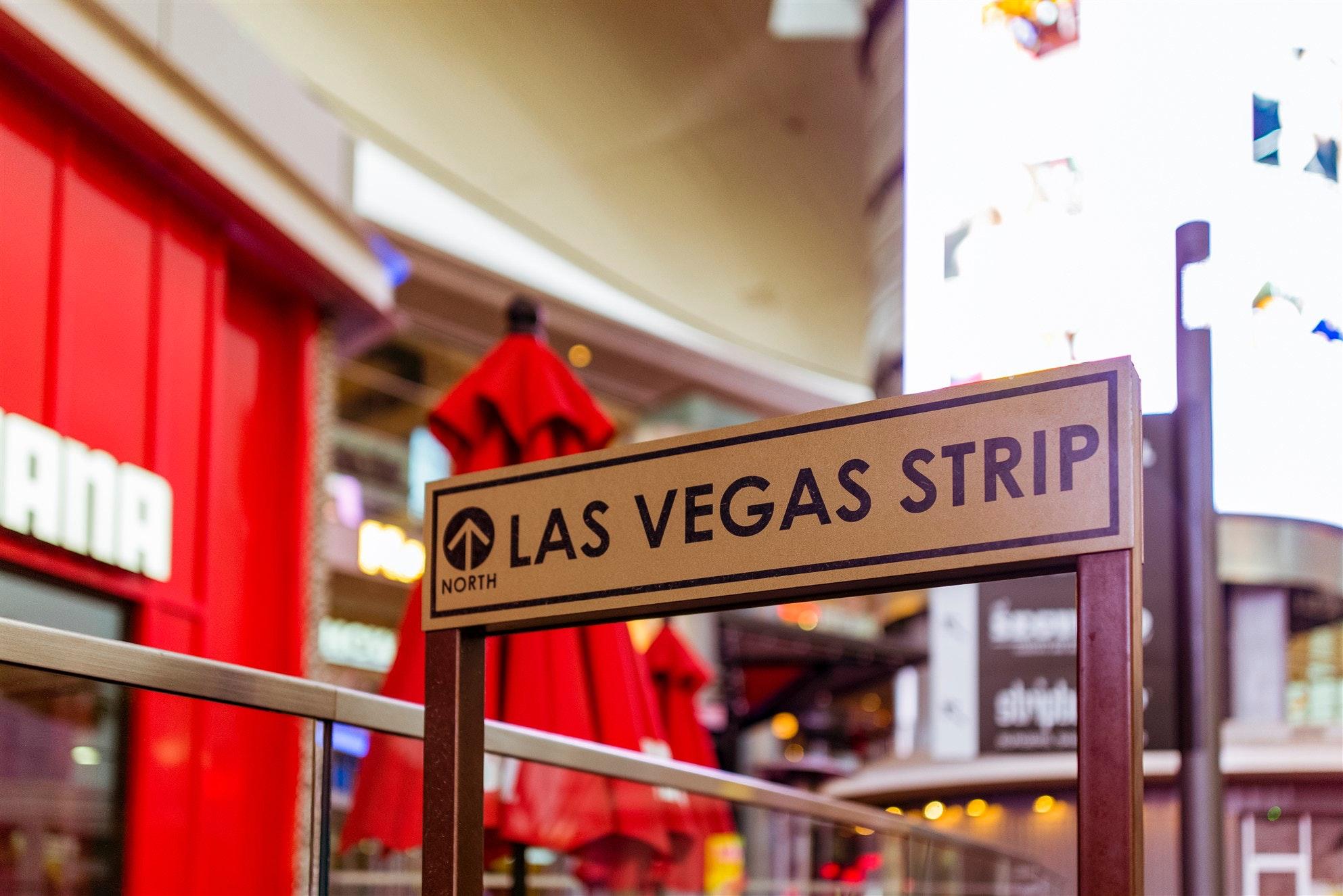 Las Vegas Strip Signage, Road, Vegas, Usa, Travel, HQ Photo