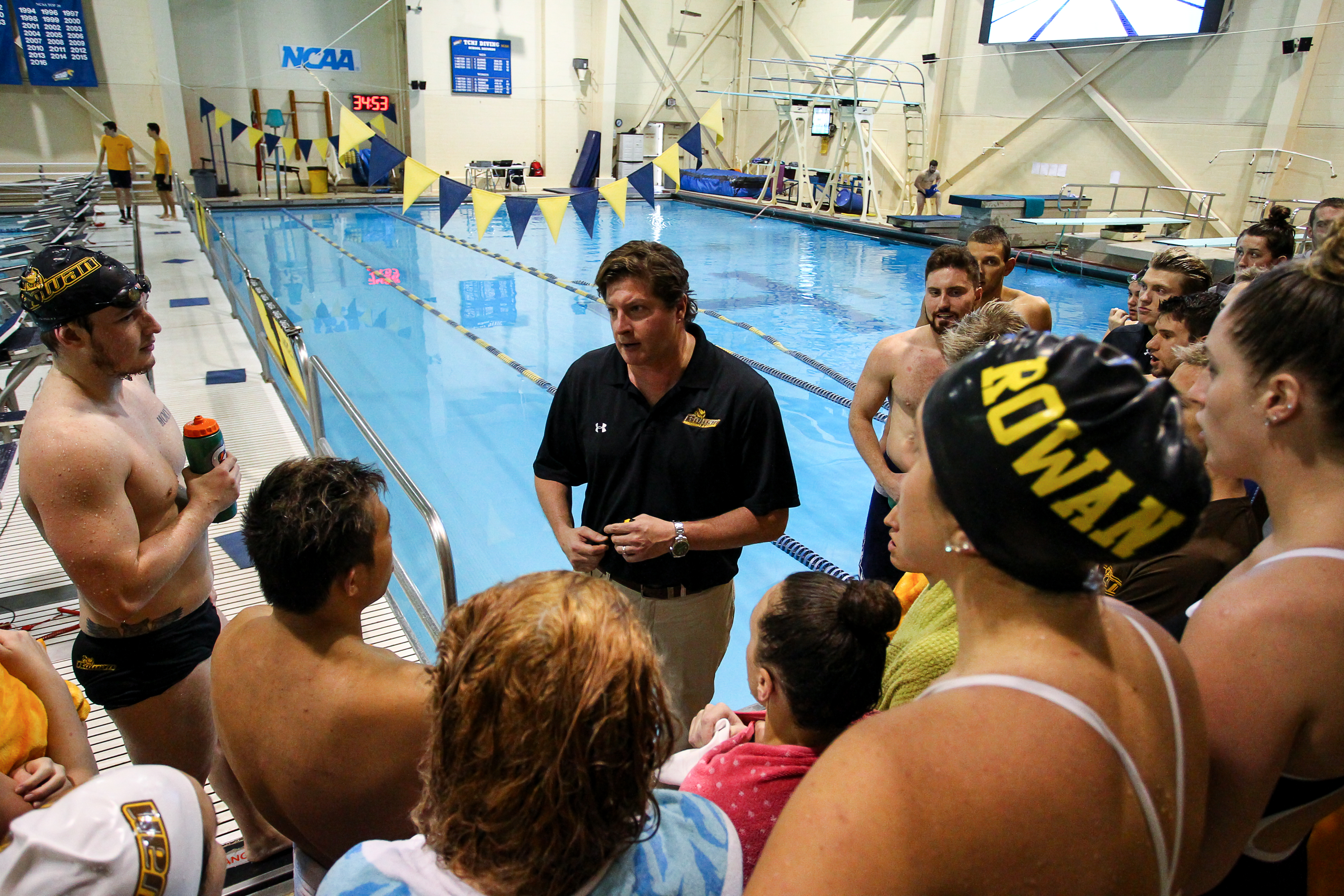 Rowan swimming's Brad Bowser creates a legacy in just four years at ...