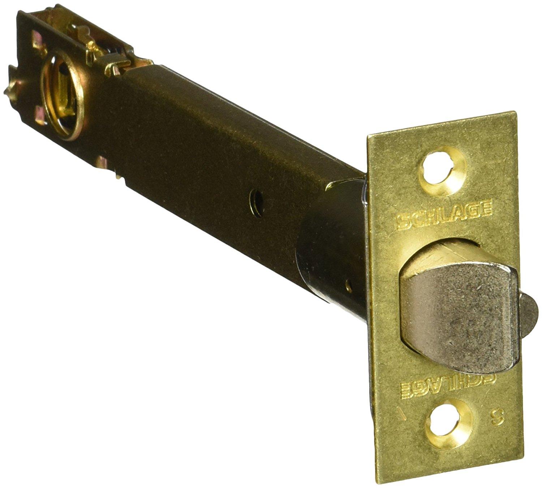 Schlage 16-126 Square Corner Dead Latch - Door Lock Replacement ...