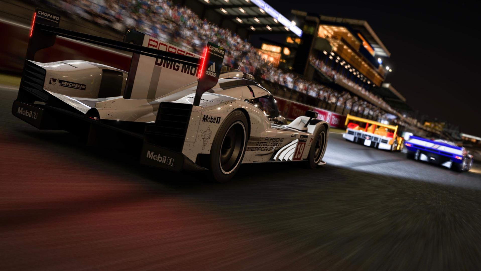 Virtual race over 24 hours in Le Mans