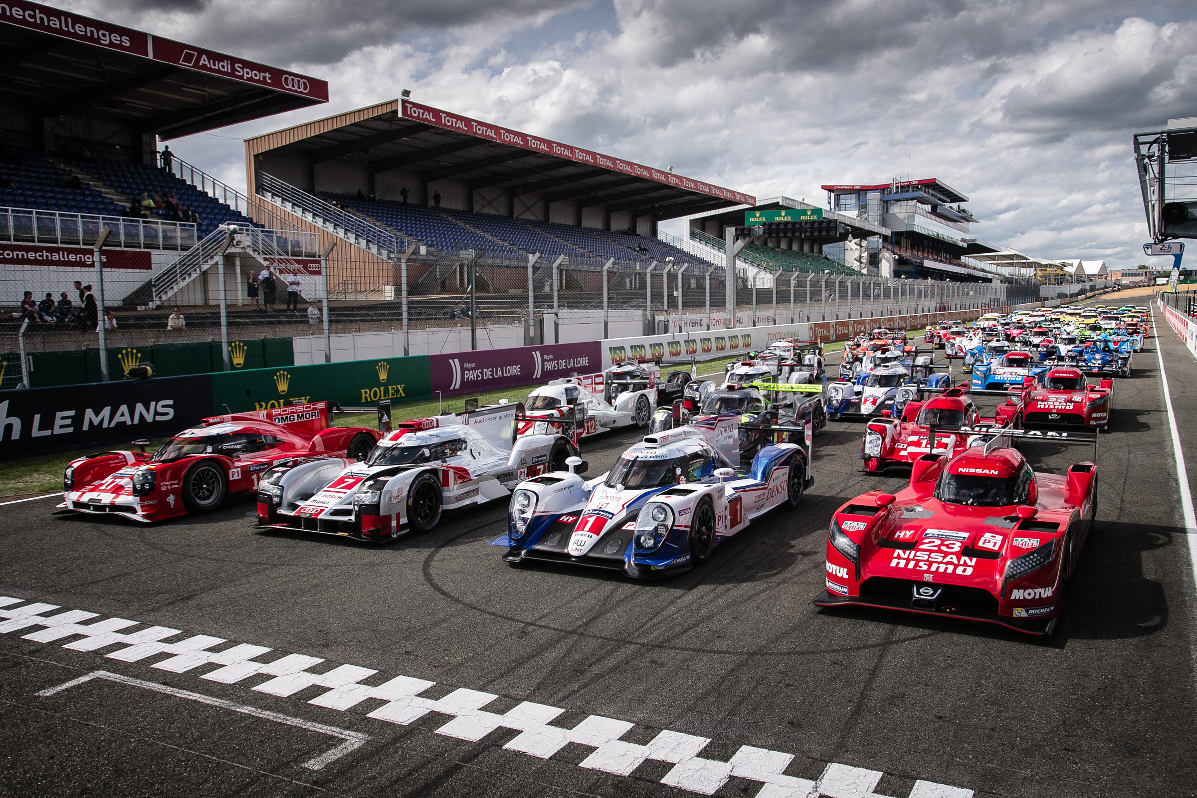 Le Mans 24 Hours 2015: your guide to this year's race | Auto Express