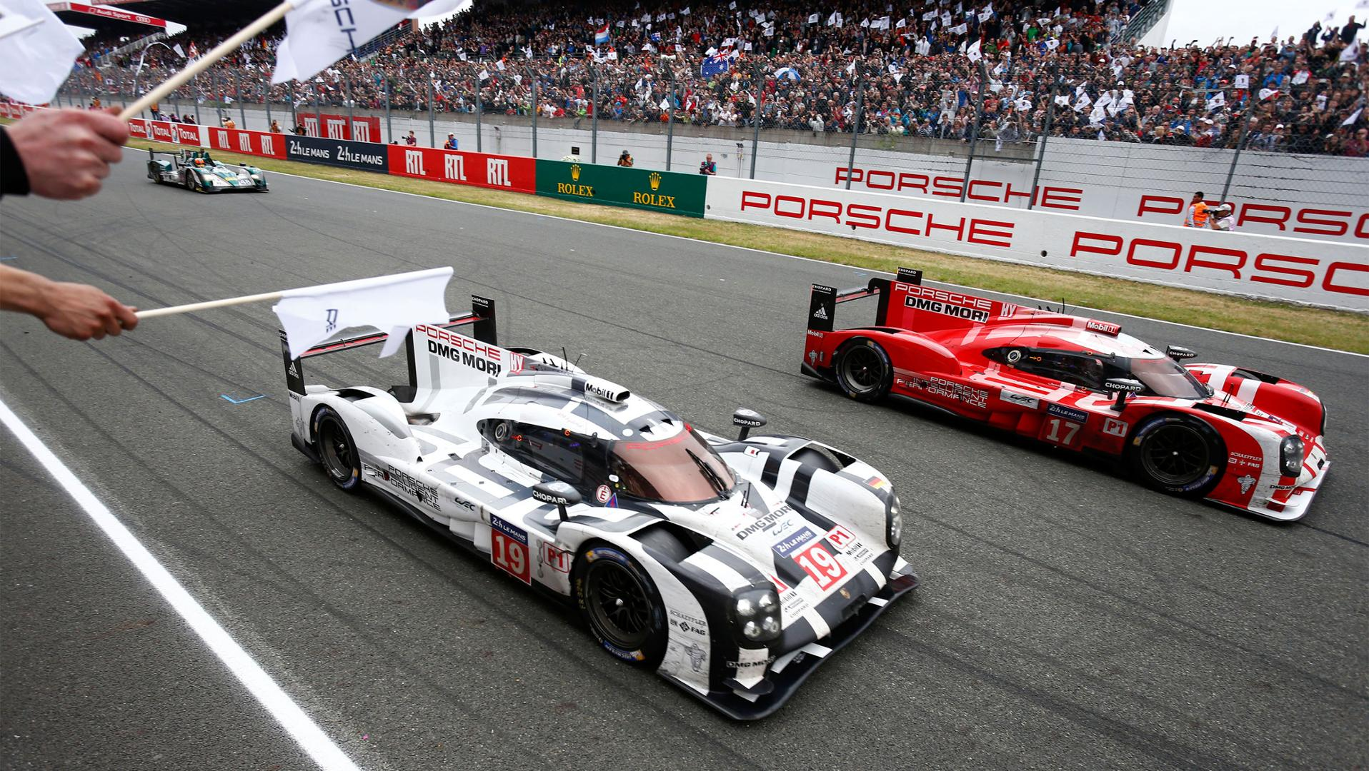 Le Mans 2015: facts and figures