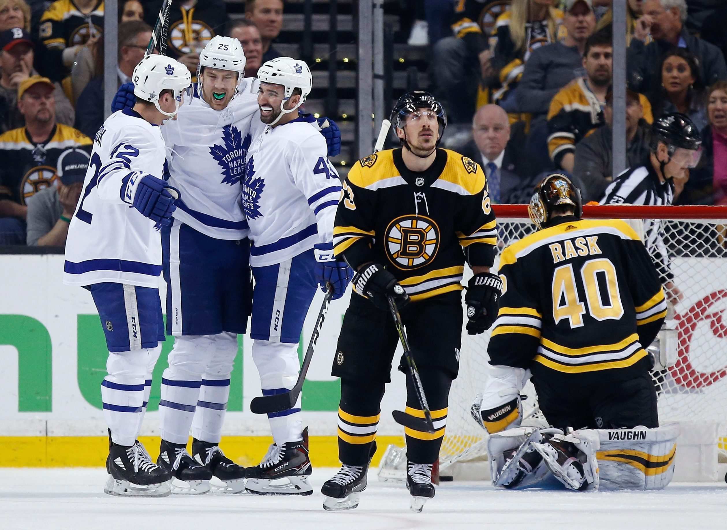 Maple Leafs will need more of Kadri's combative game to force a Game ...