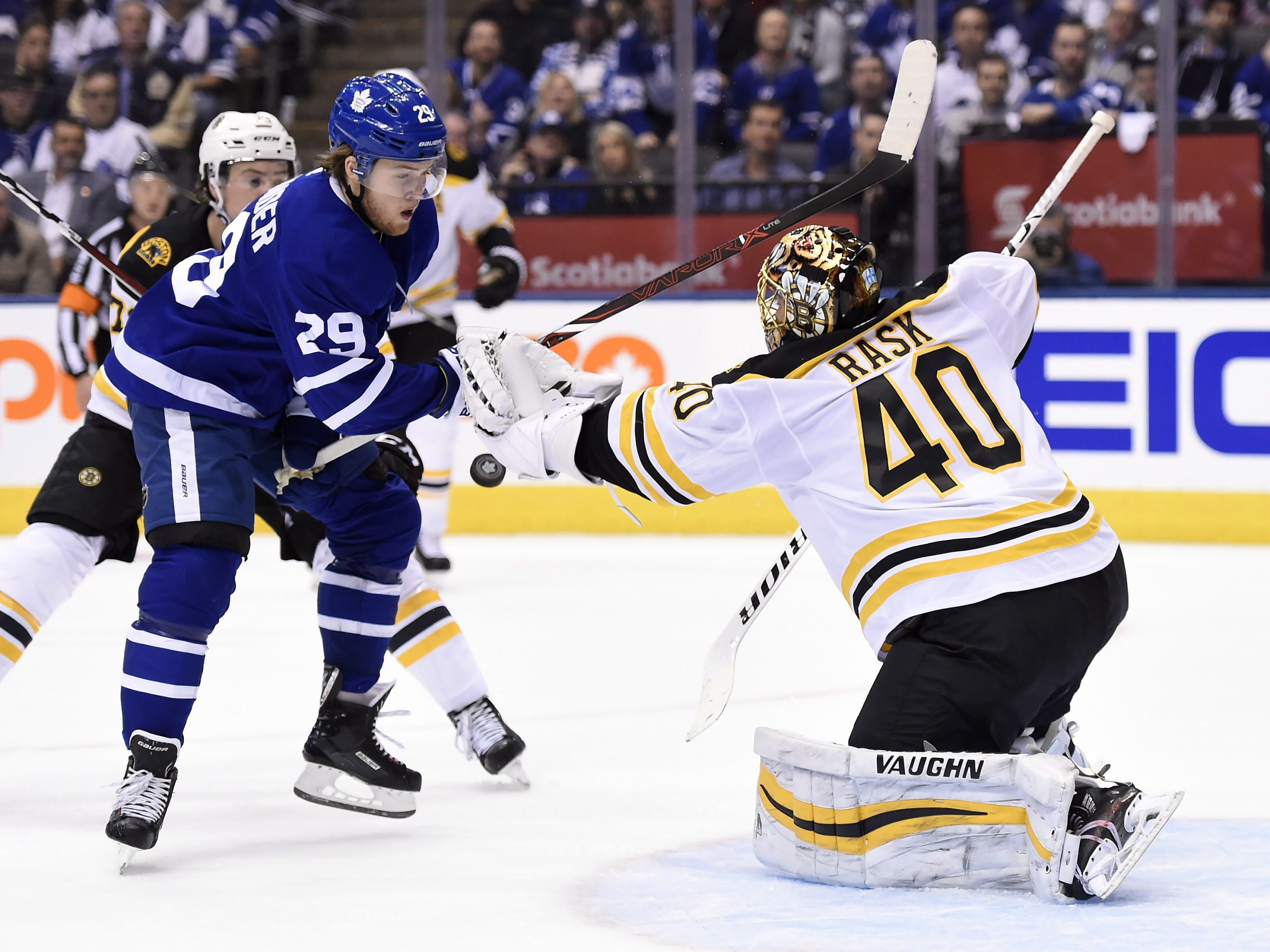 Maple Leafs fall into 3-1 series hole