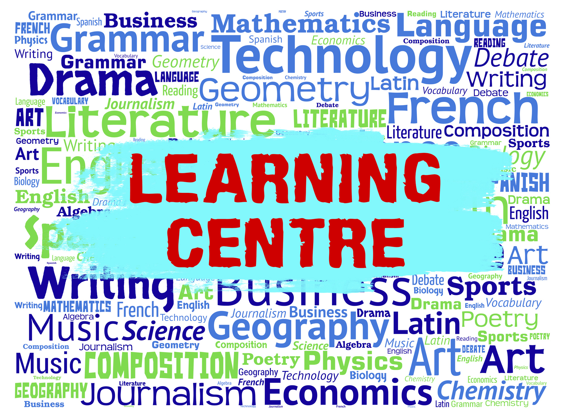 Learning Centre Represents University Educating And Word, Train, Studying, Study, Training, HQ Photo