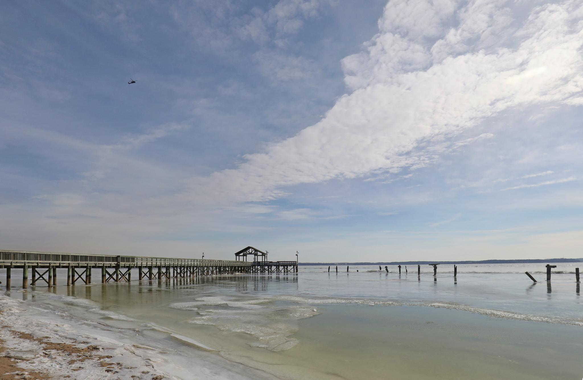 Fishing Pier, Leesylvania State Park, Woodbridge, Virginia - The ...