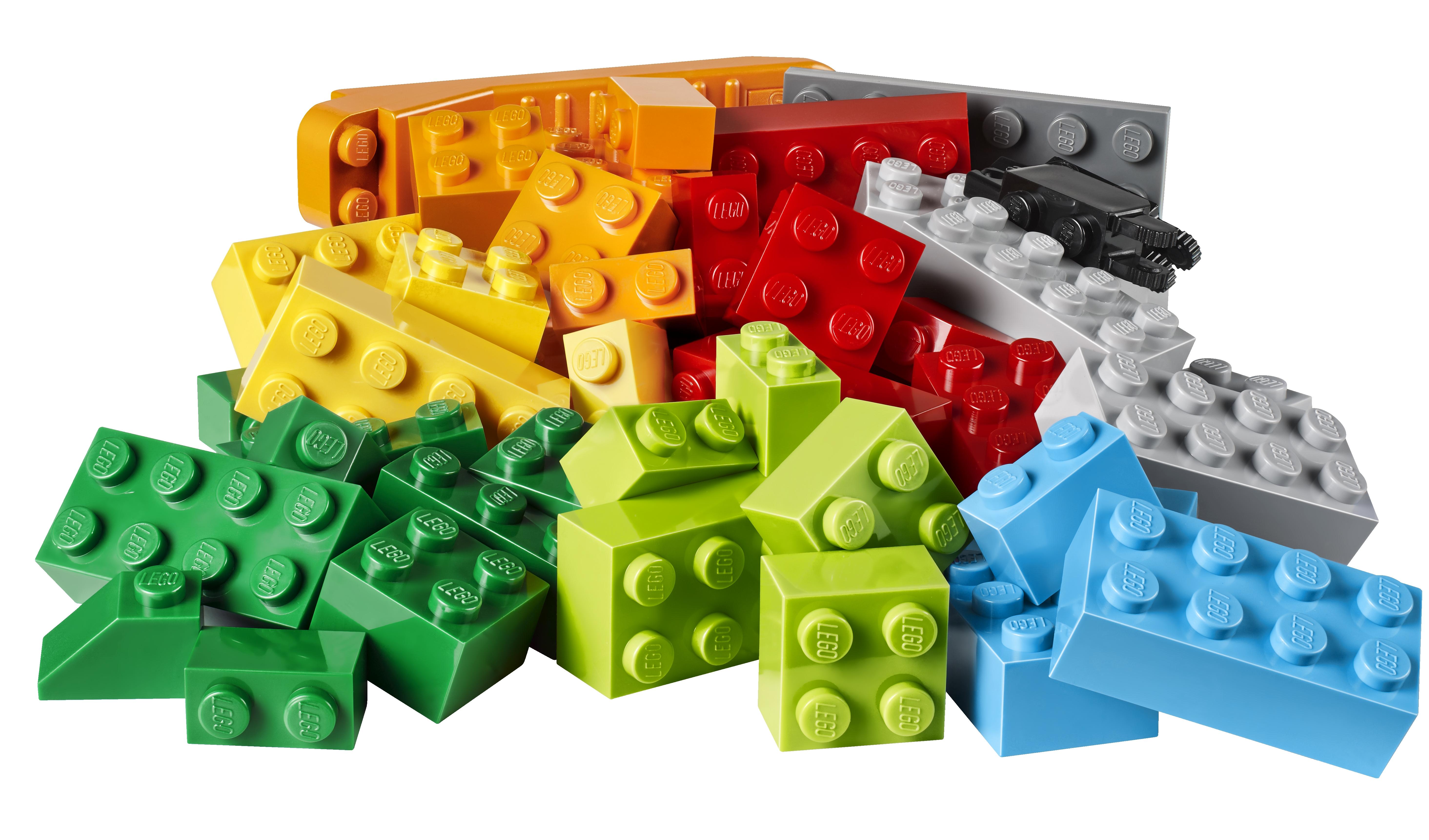 The Lego Movie: The 10 greatest individual Lego bricks ever made ...