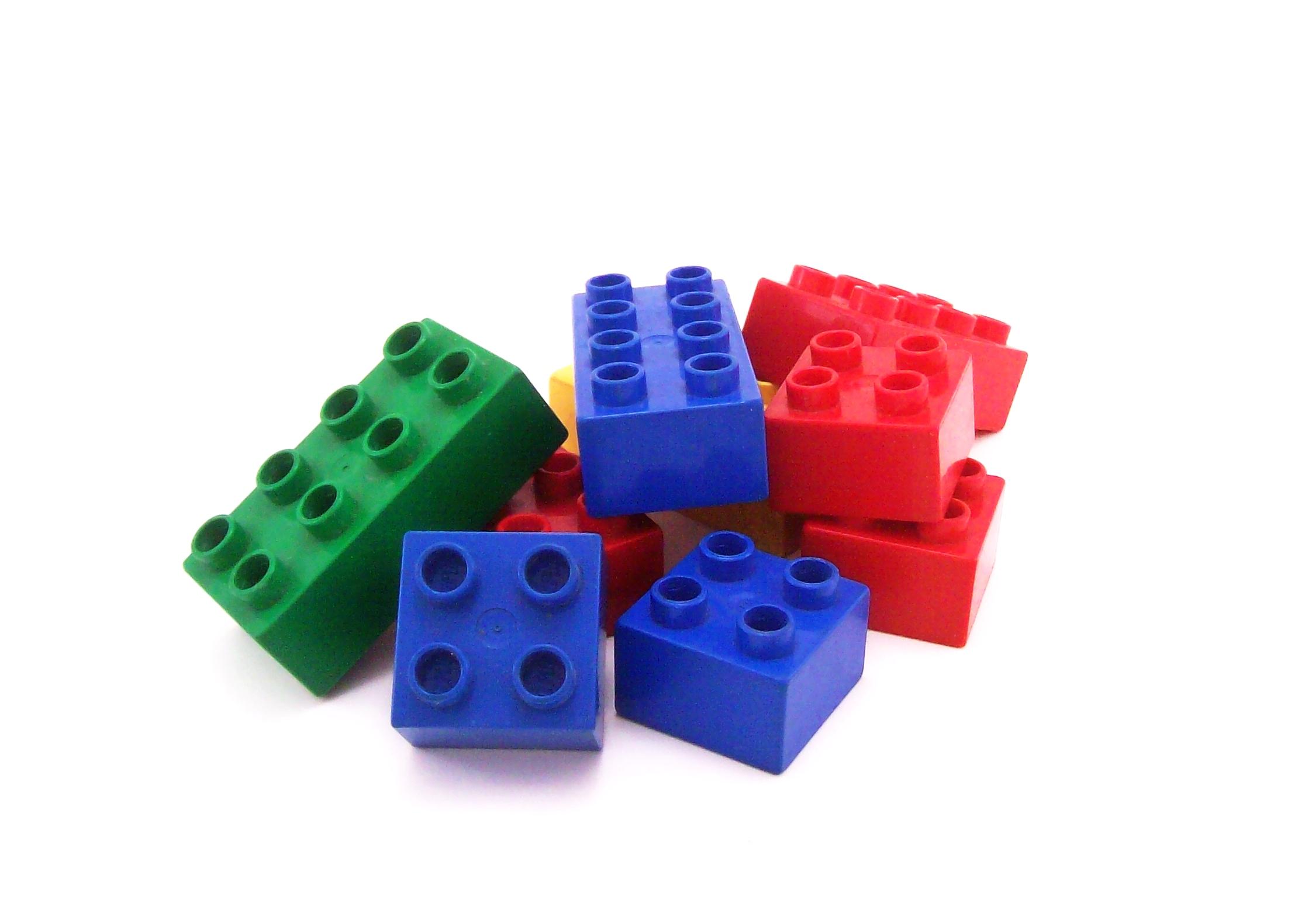 Lego bricks, Blue, Bricks, Colorful, Green, HQ Photo