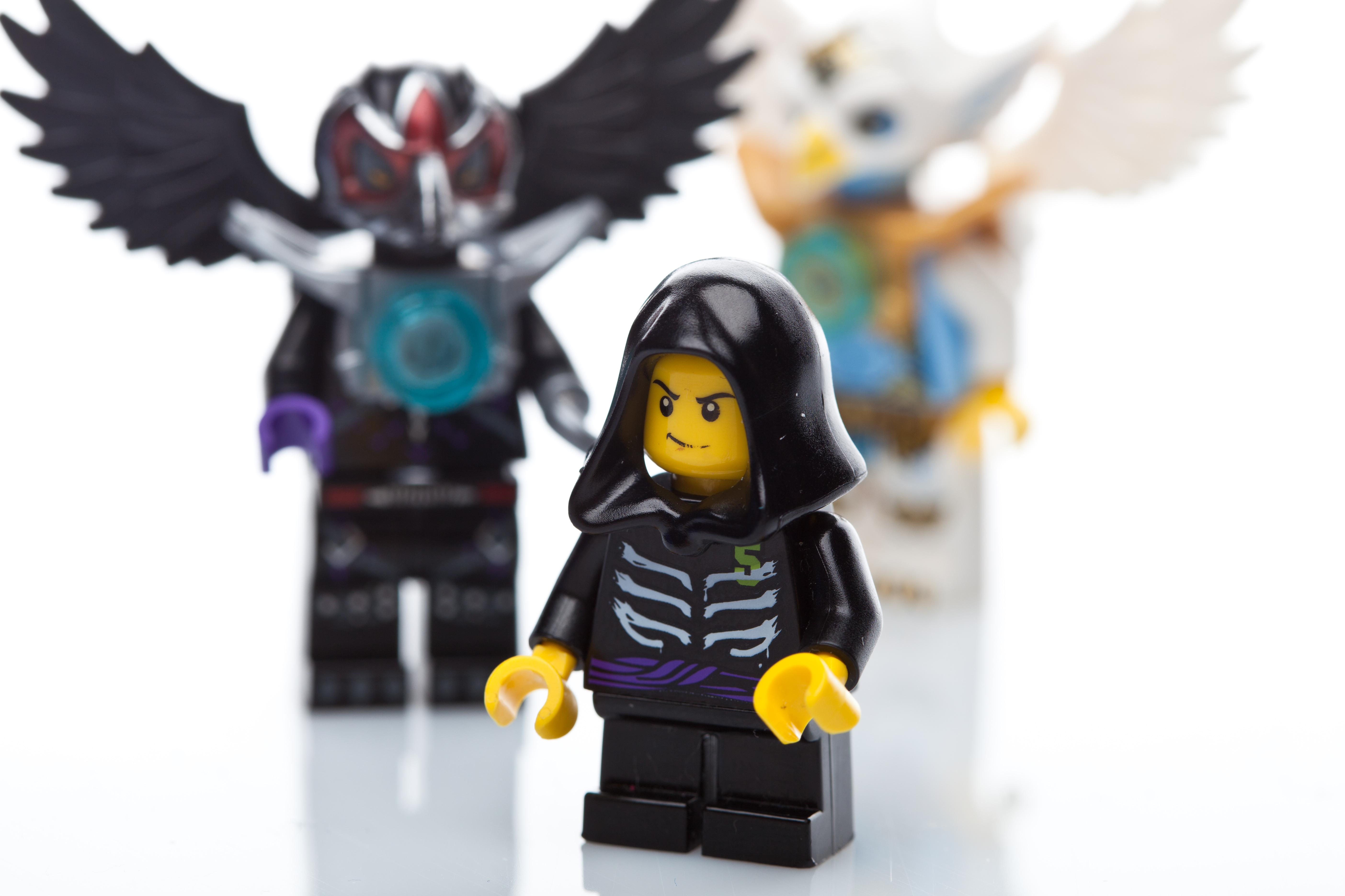 Lego characters photo