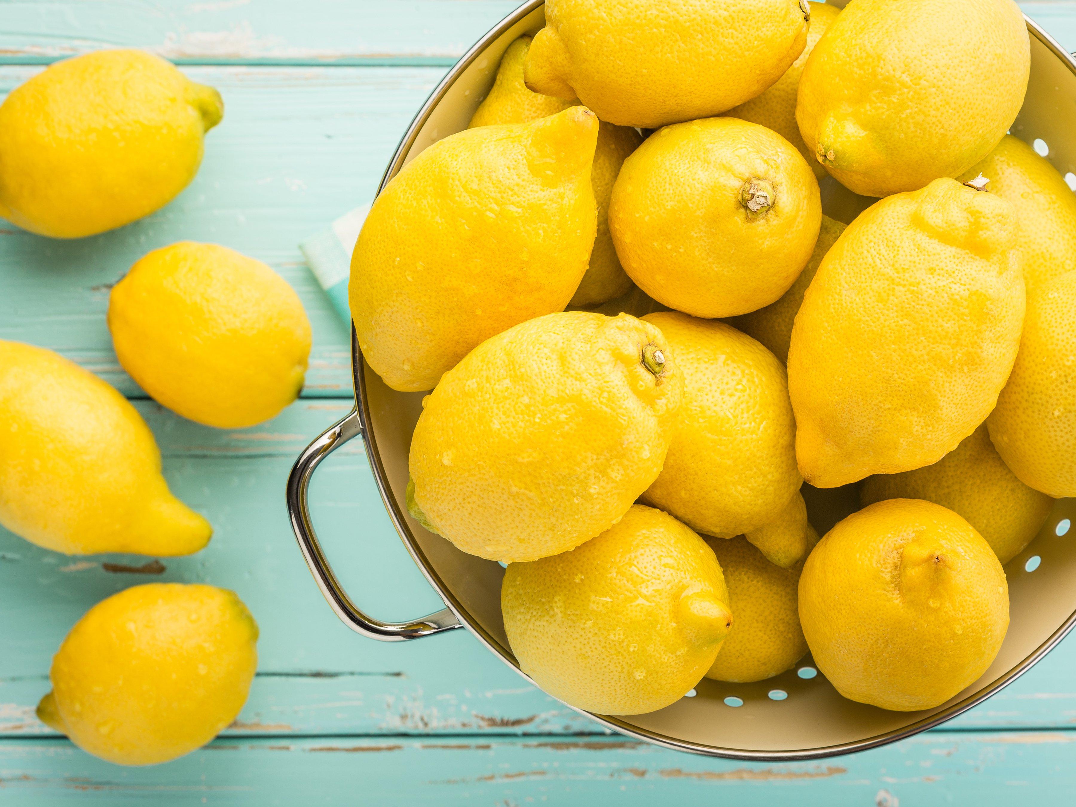 5 New Uses for Lemons