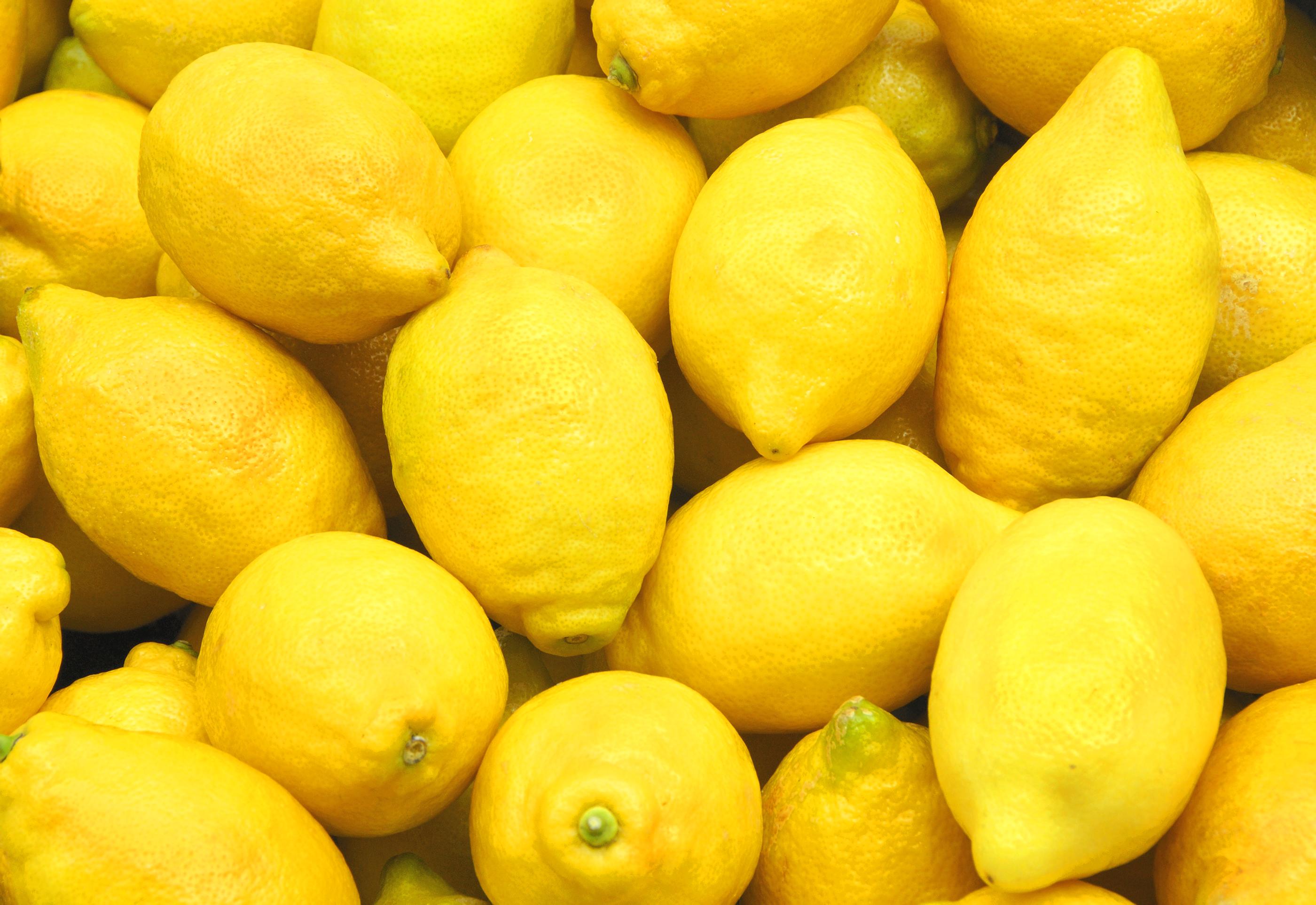 Free photo: Lemons background - Acid, Juice, Three - Free Download - Jooinn