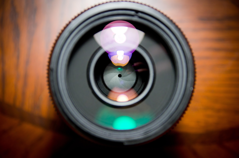 Free stock photo of camera lens, closeup, equipment