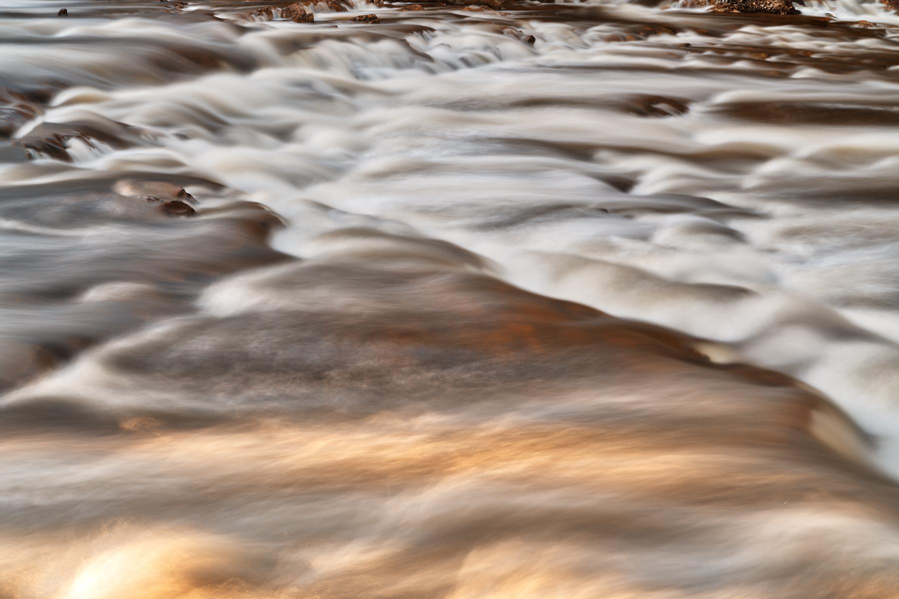 Lepreau rapids - hdr photo