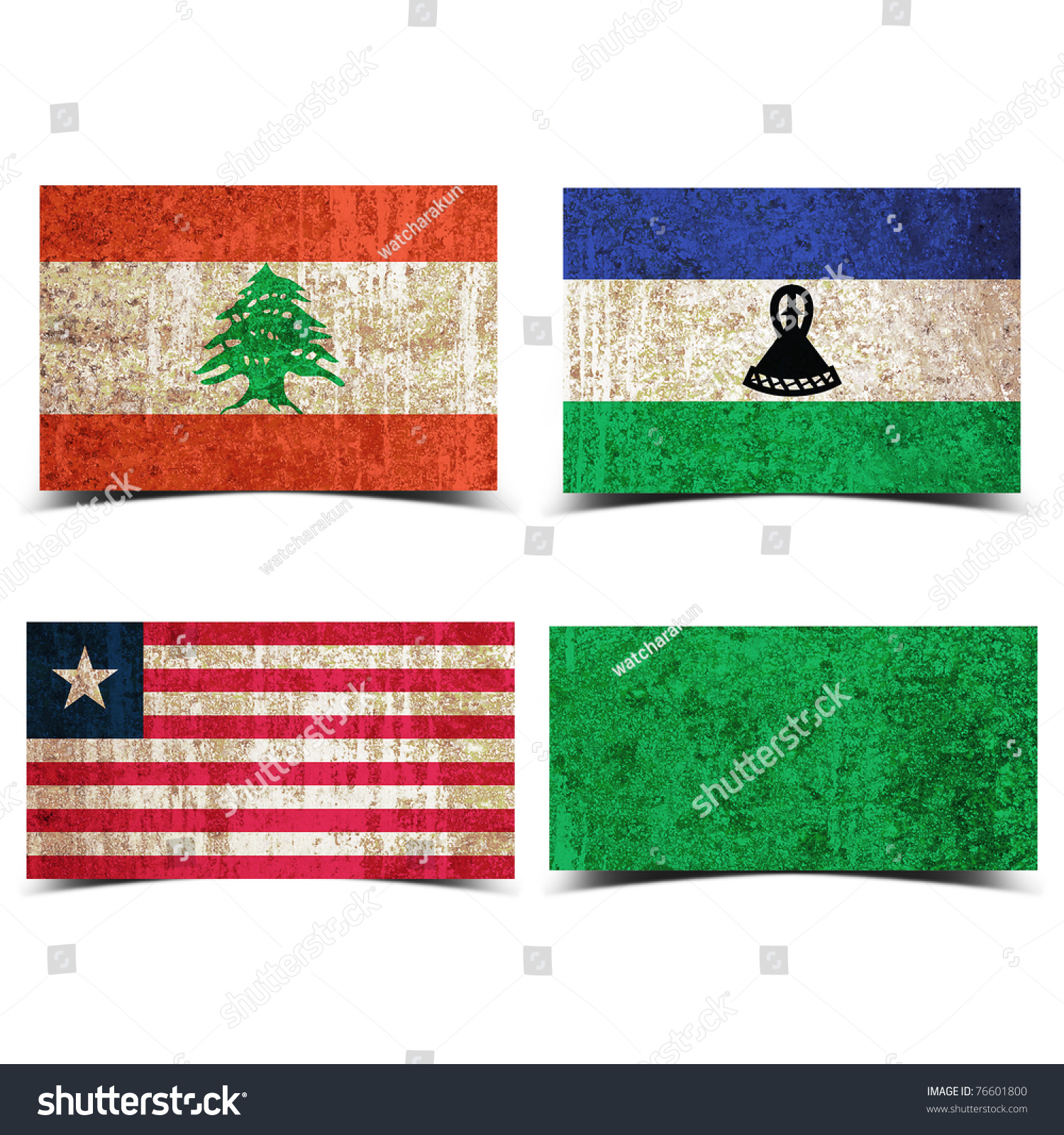 Country Flag Grunge Old Rusty Paper Stock Photo (Safe to Use ...