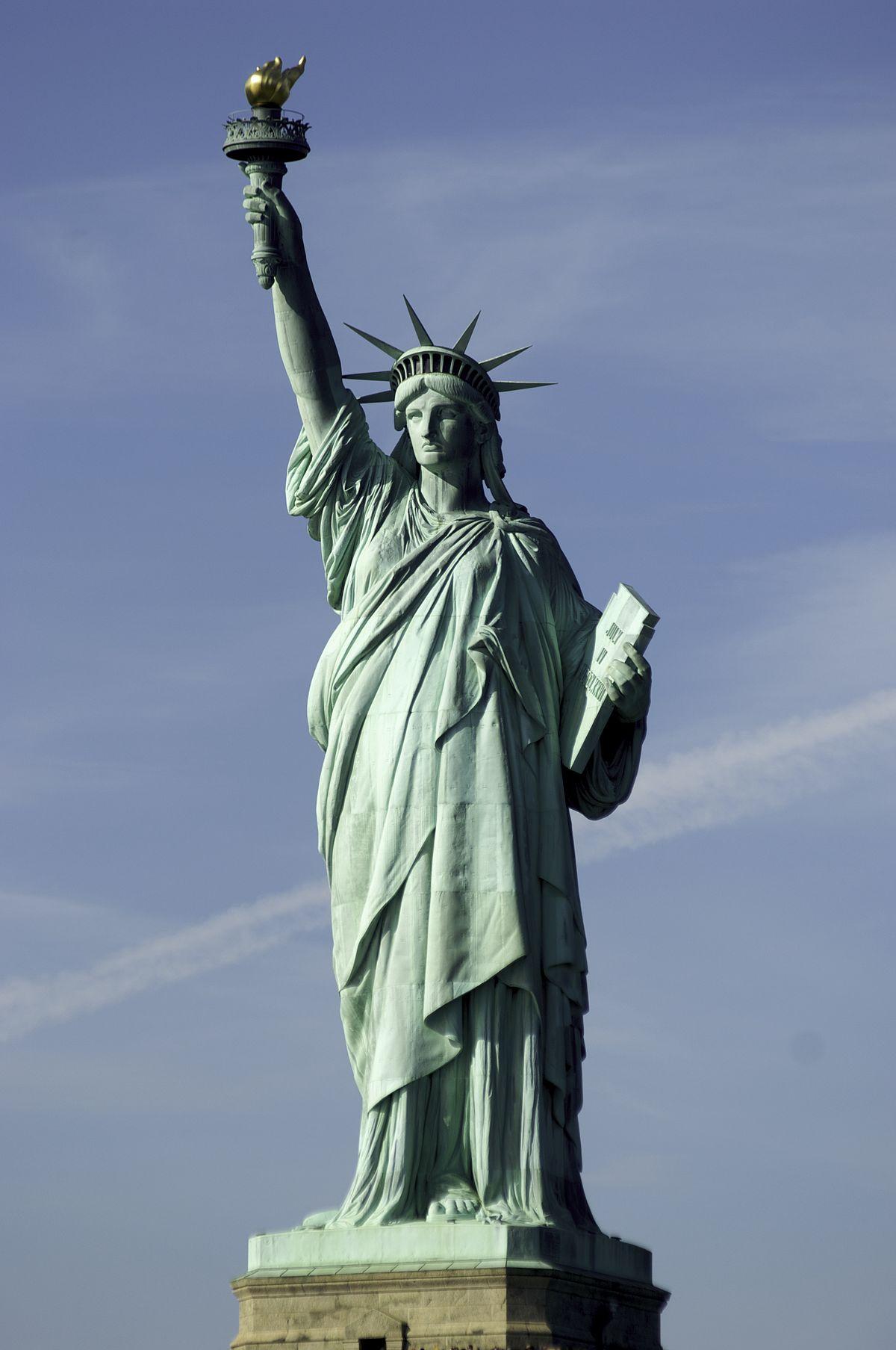 Liberty (goddess) - Wikipedia