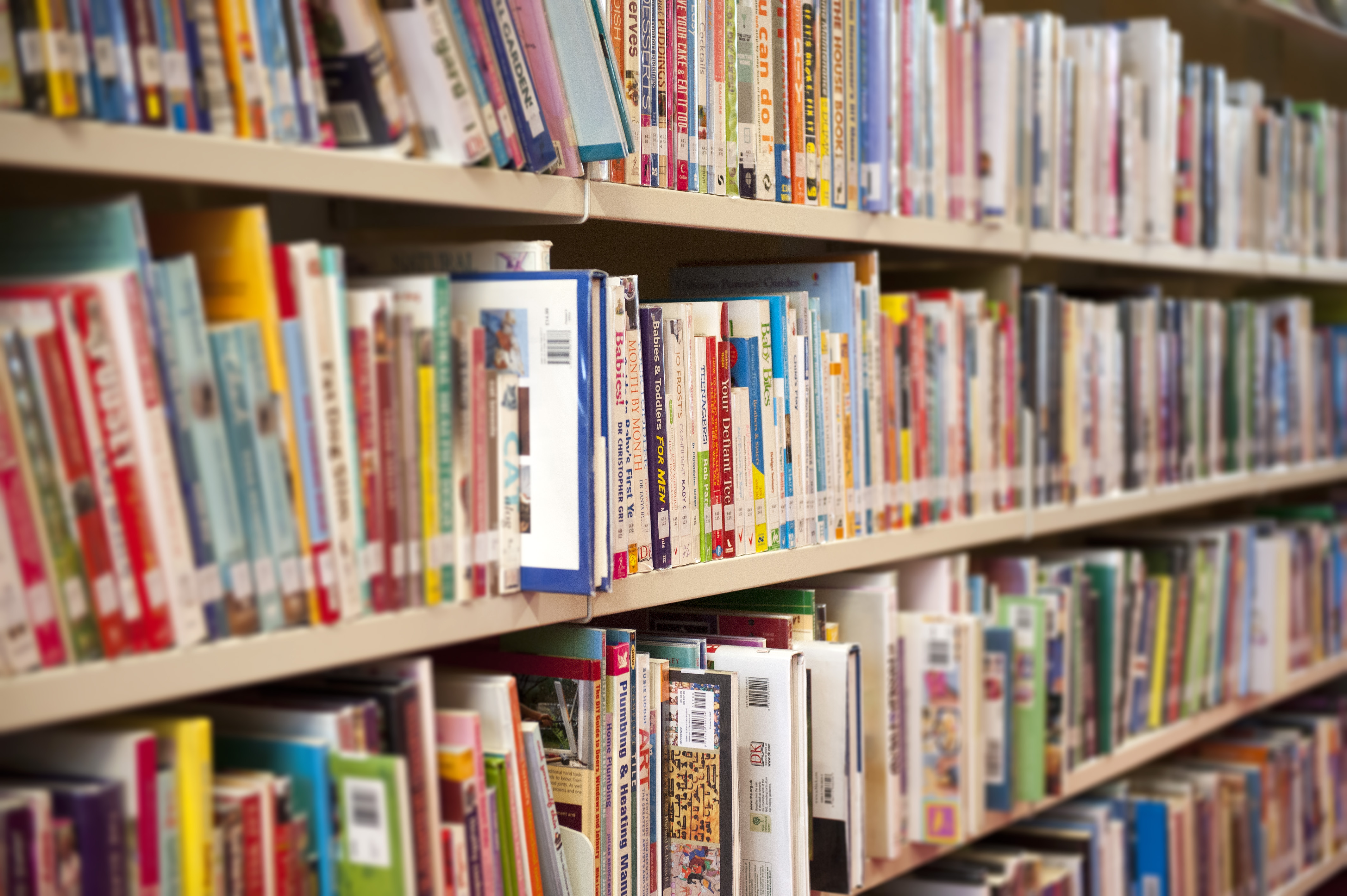Newmains Library - CultureNL