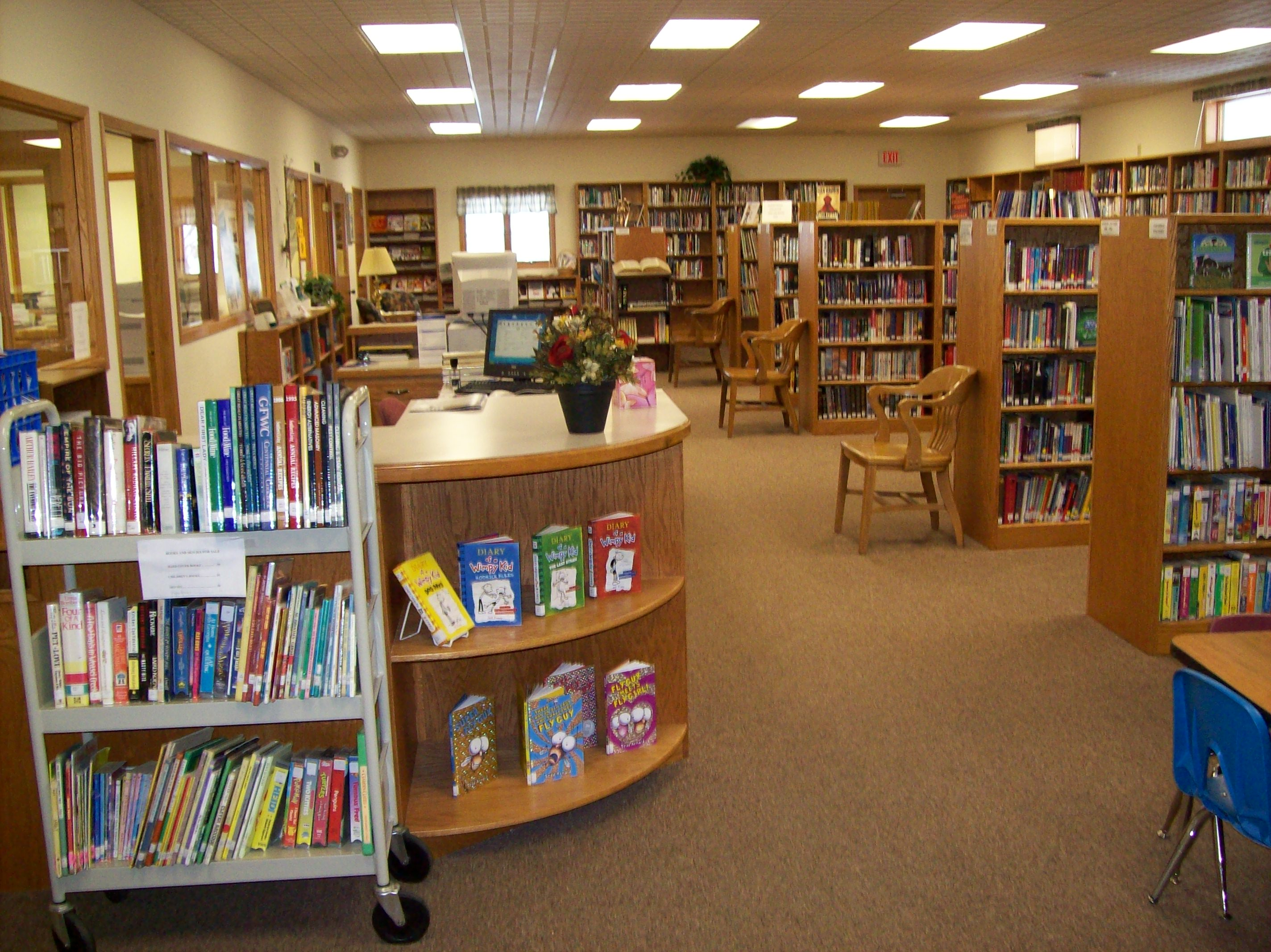 Welcome to the Hawkeye Public Library — Hawkeye Public Library