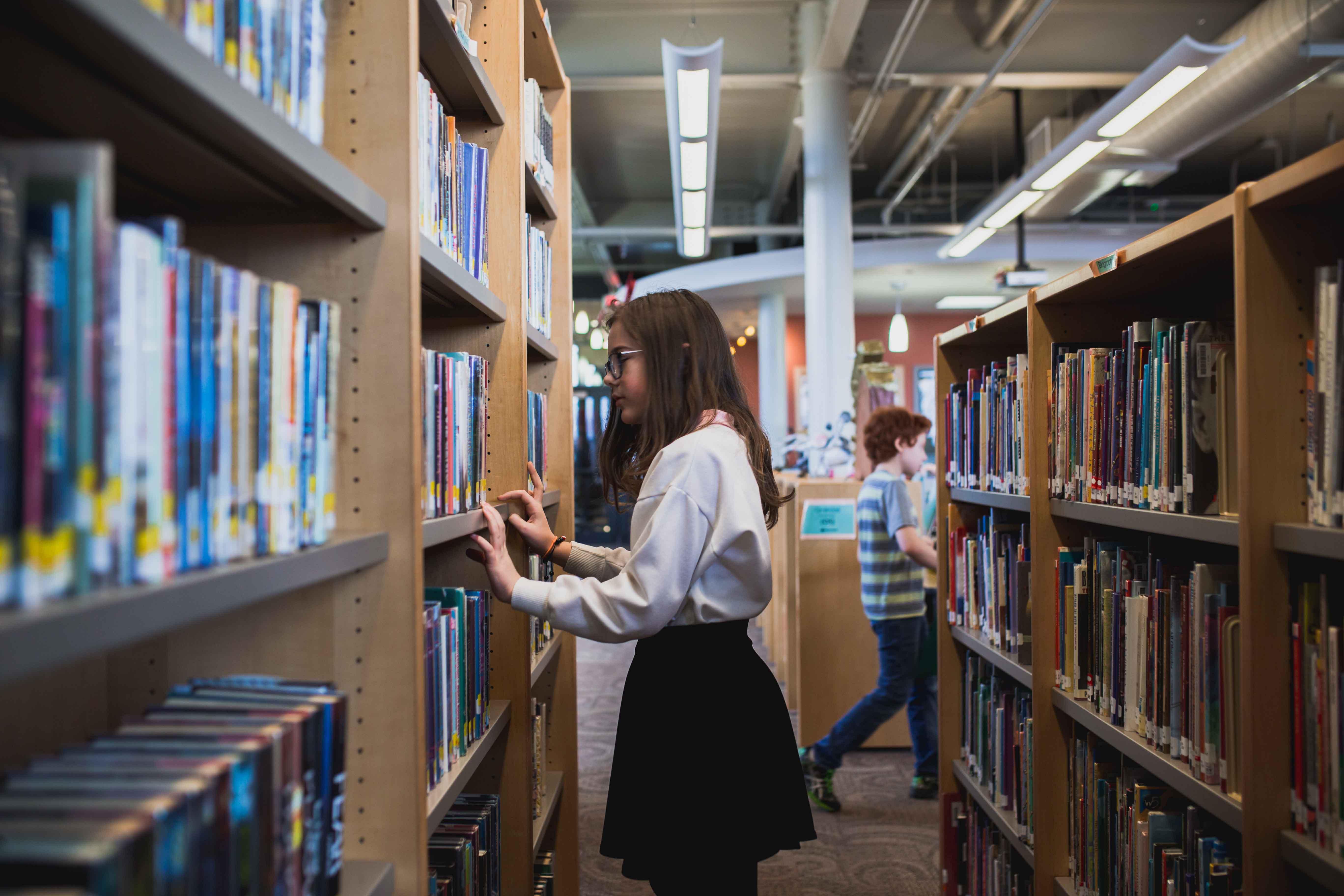 Library Resources | Falk Laboratory School