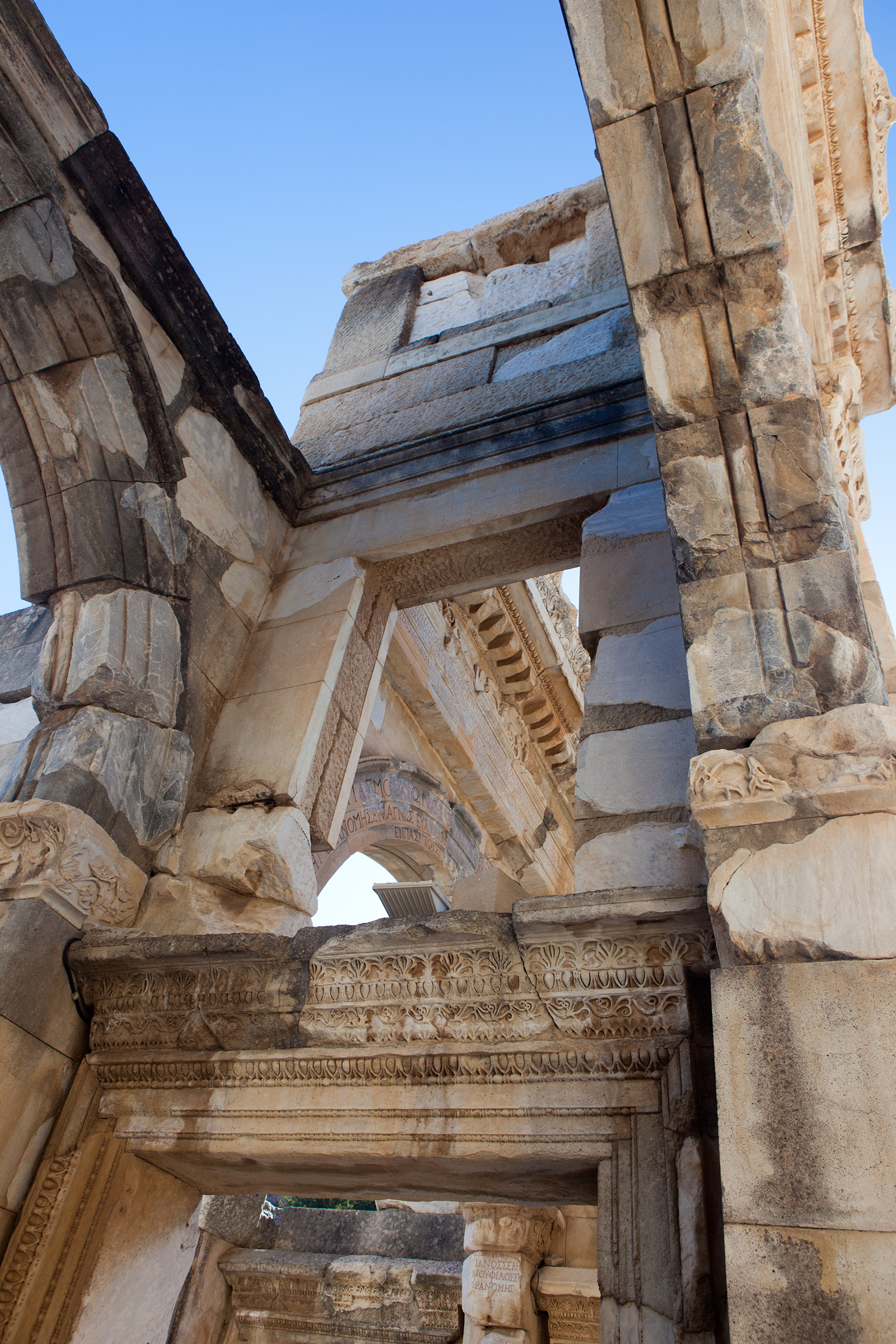 Library of celsus photo