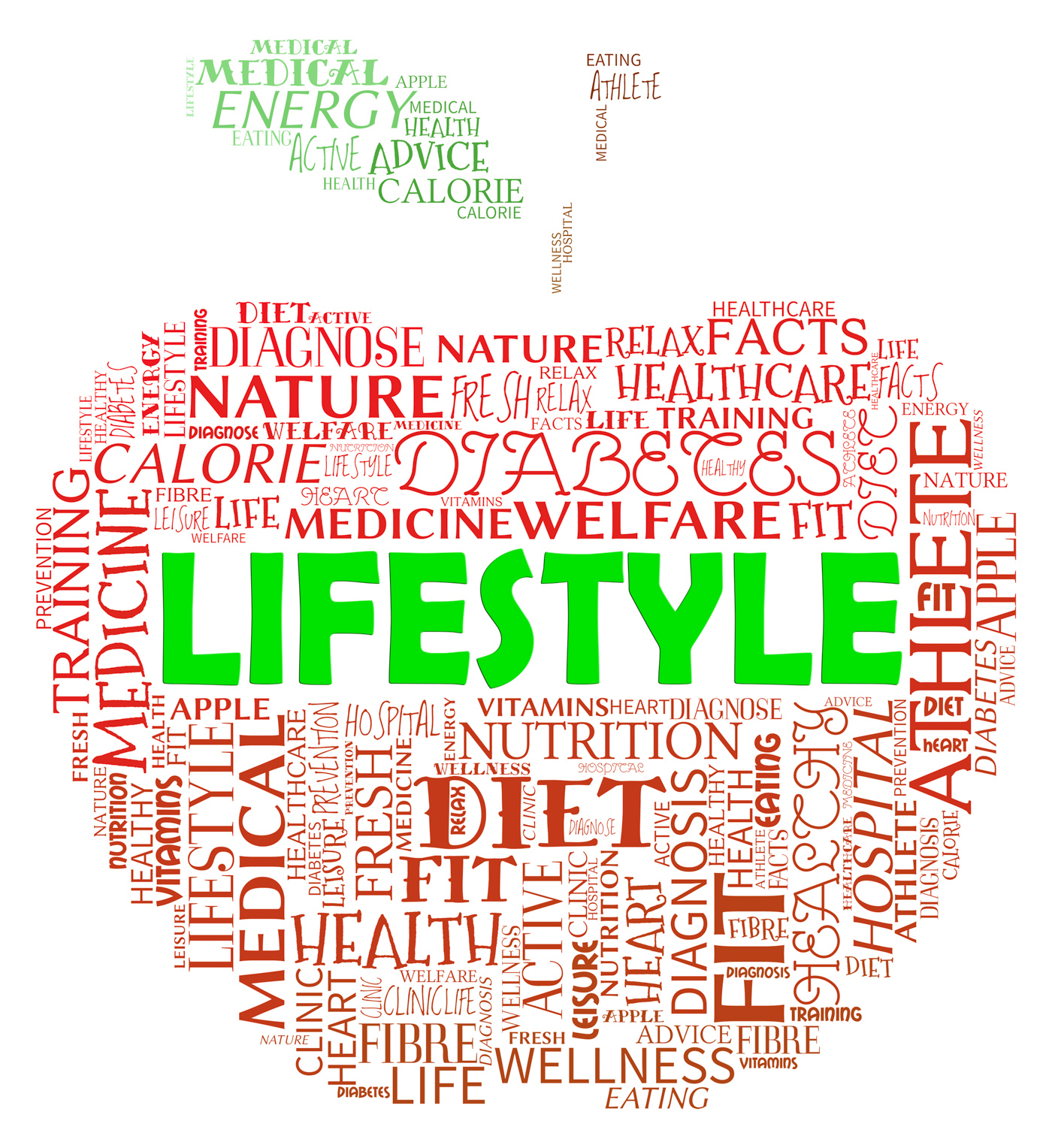 Lifestyle Apple Shows Life Choice And Living, Health, Healthy, Life, Lifechoice, HQ Photo