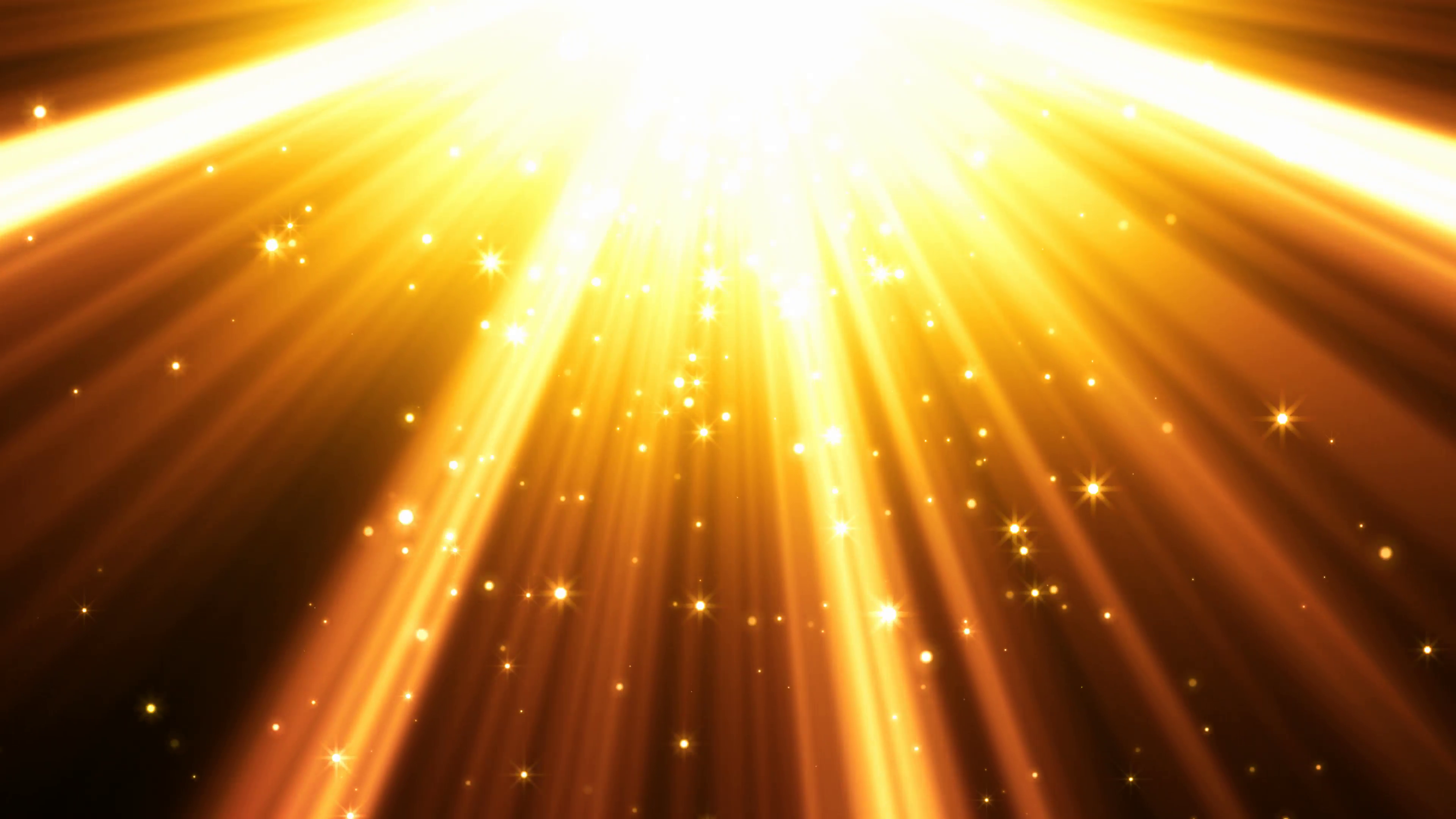 Golden Light Rays Background Motion Background - VideoBlocks