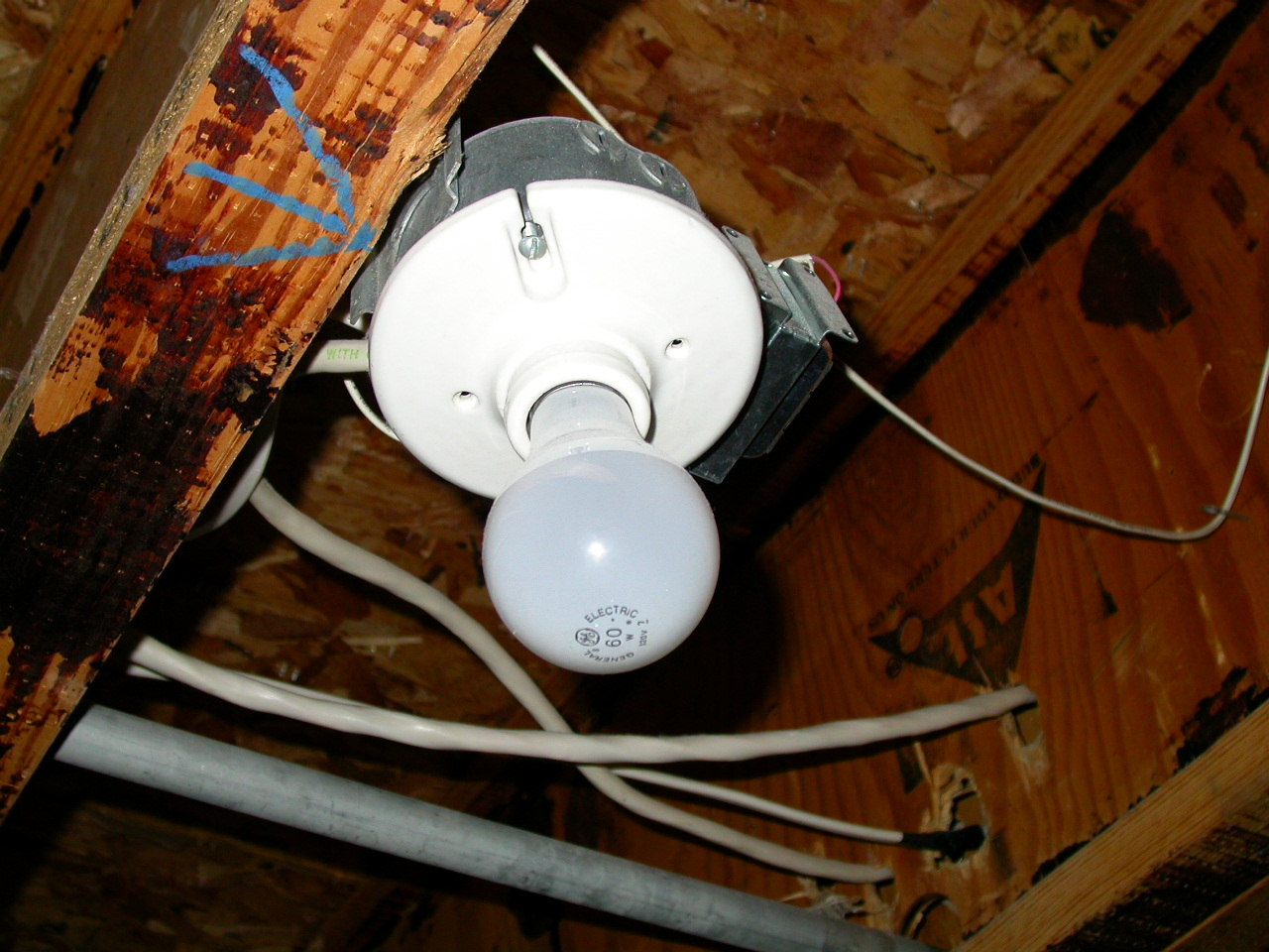 Free Photo Light Bulb Wires Electricity Download And Wiring A Ceiling Fan Without Cables Hq