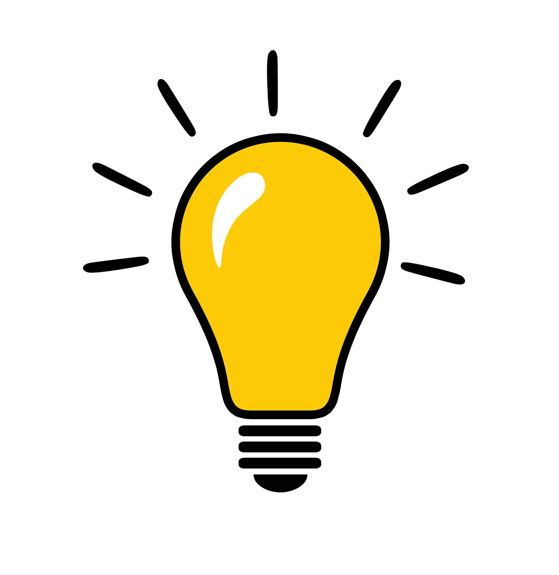 Light bulb ideas, Abstract, New, Innovation, Inspiration, HQ Photo