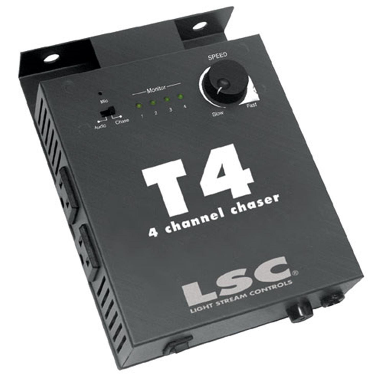 ADJ American DJ T4 4 Channel Chase Light Controller | PSSL