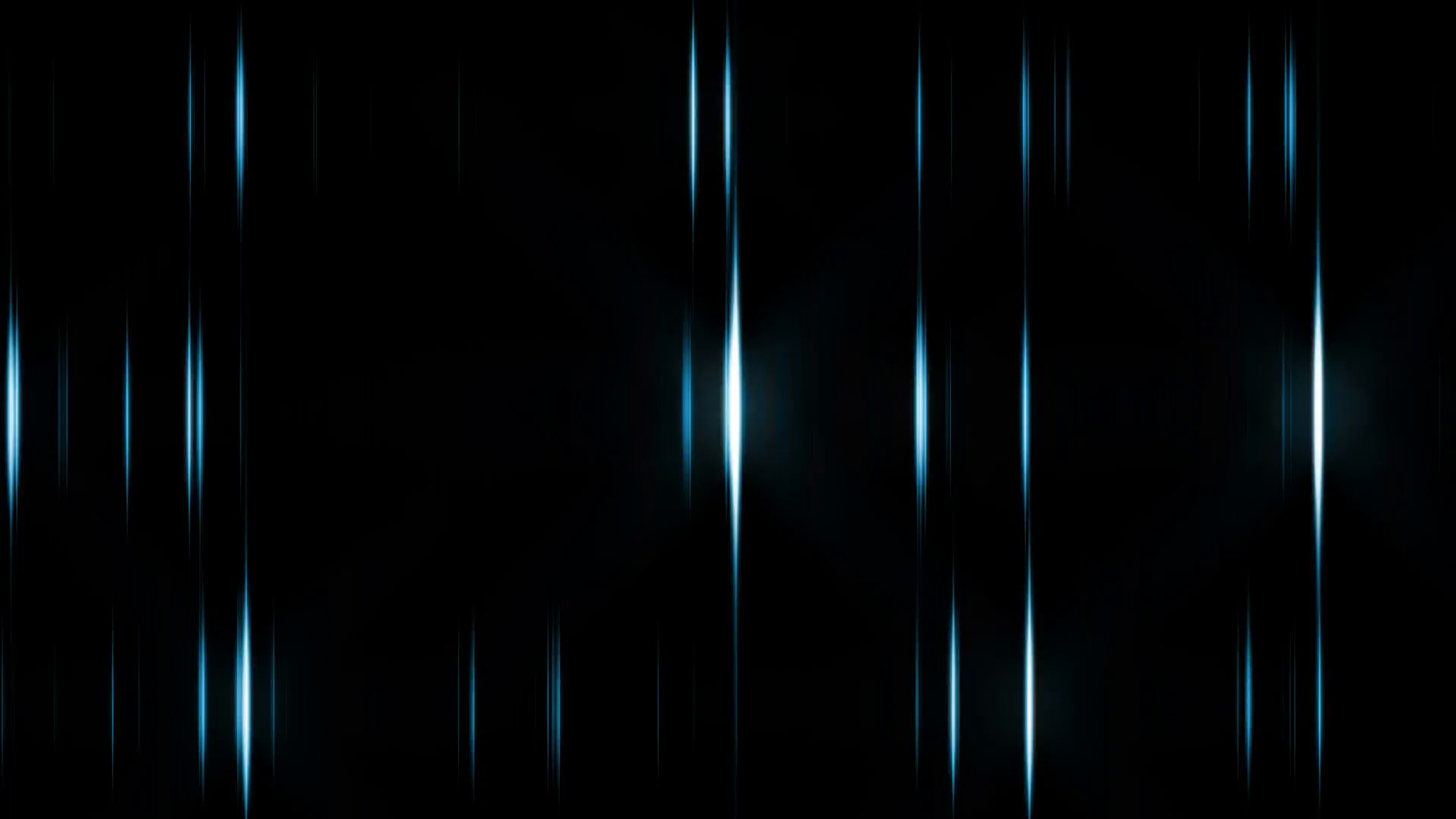 Fancy blue light effects in a dark background Motion Background ...