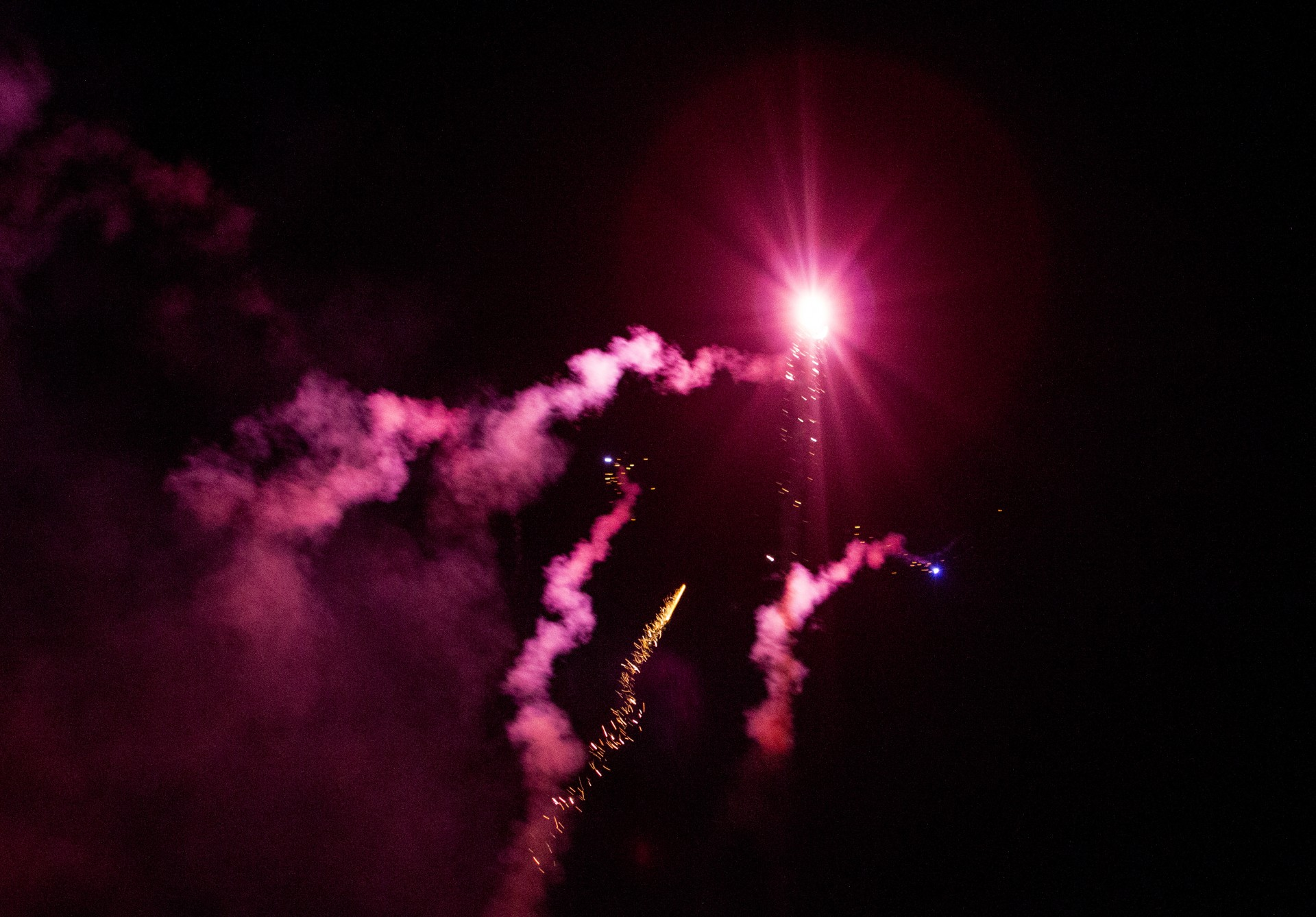 Fireworks Light Effects Free Stock Photo - Public Domain Pictures