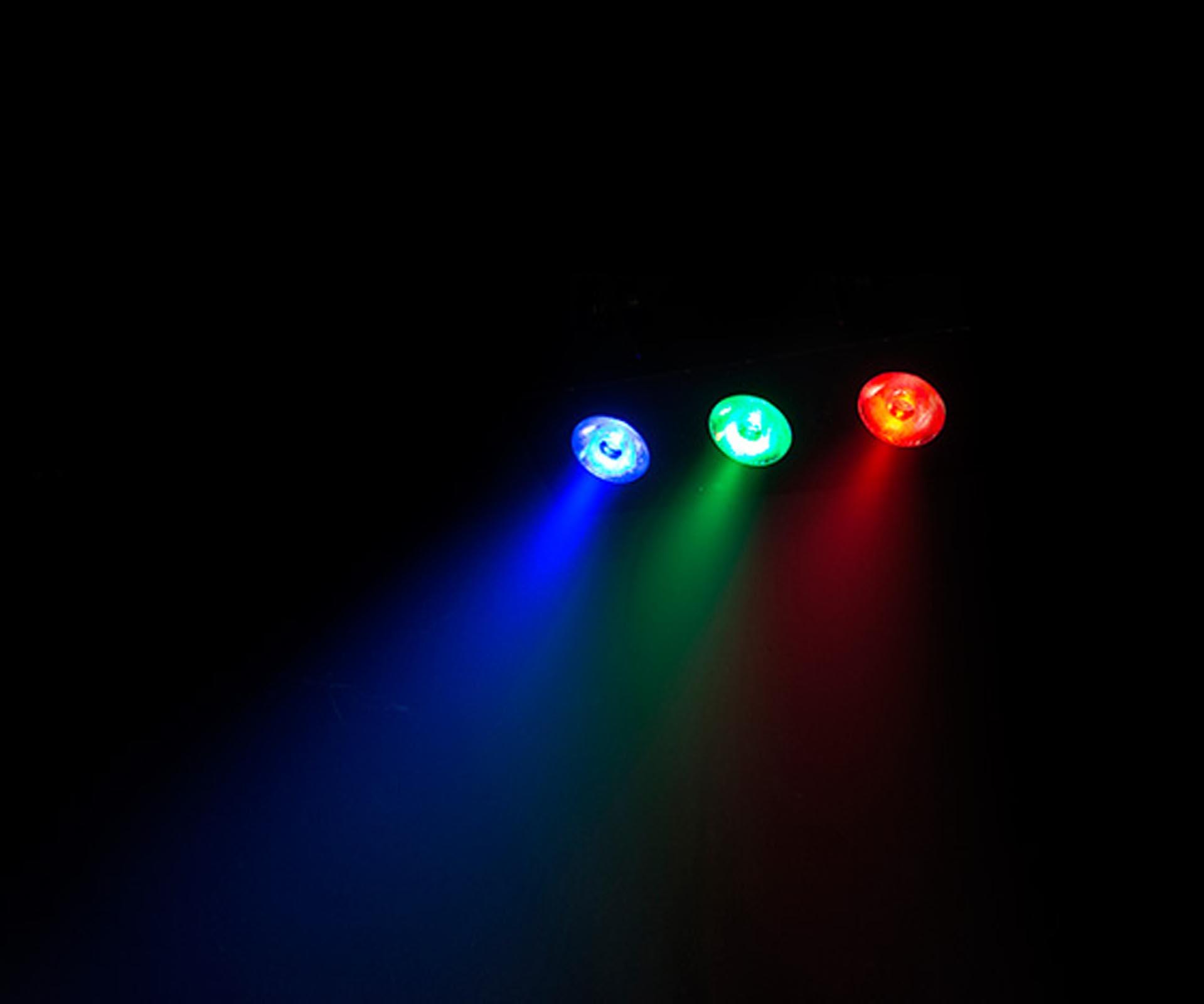 Chauvet DJ JAM Pack Silver Moonflower Strobe + UV & Wash Light ...