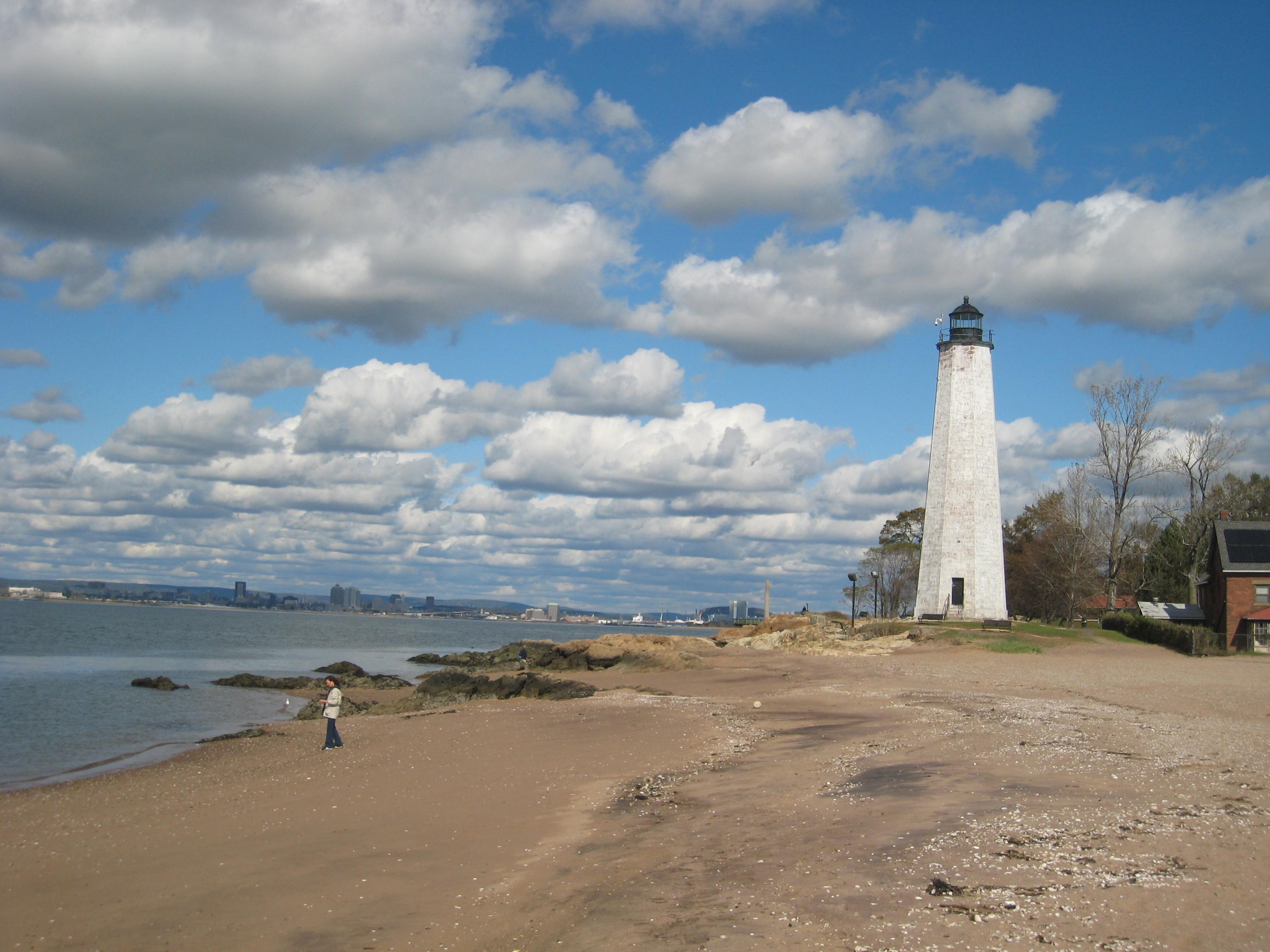 Lighthouse Point Park | Visit CT