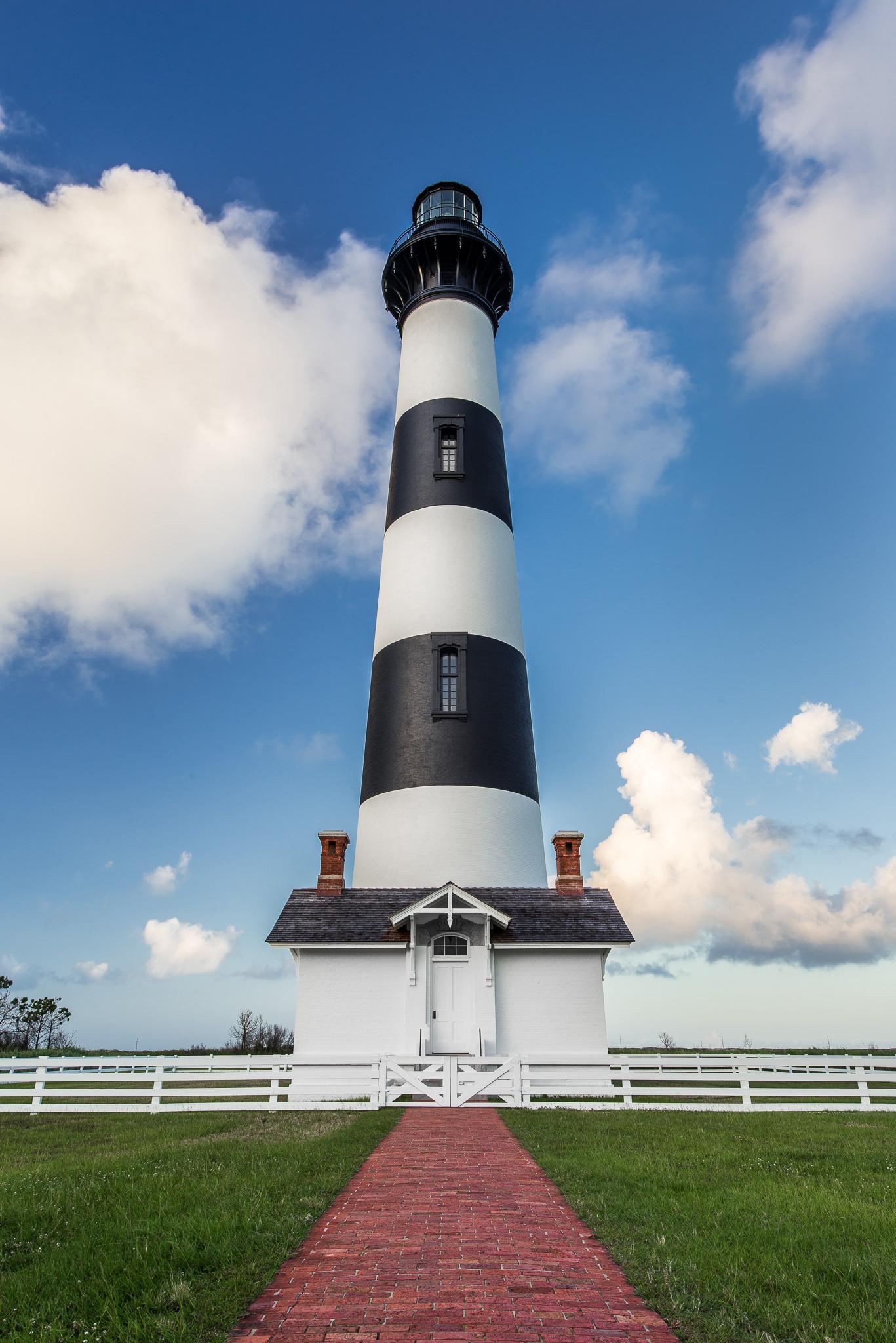 Bodie Island Lighthouse - Best Photo Spots