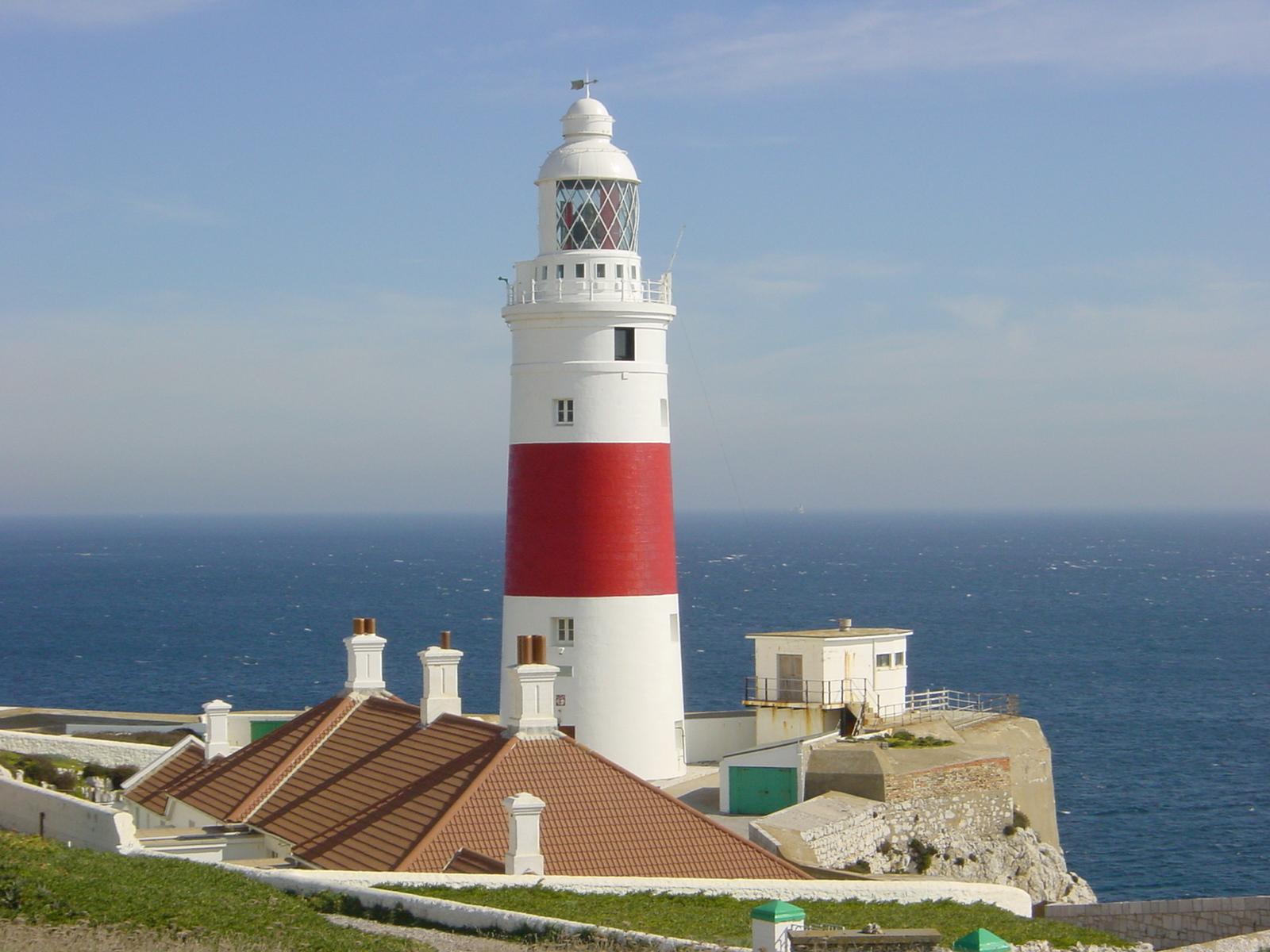 Europa Point Lighthouse - Wikipedia