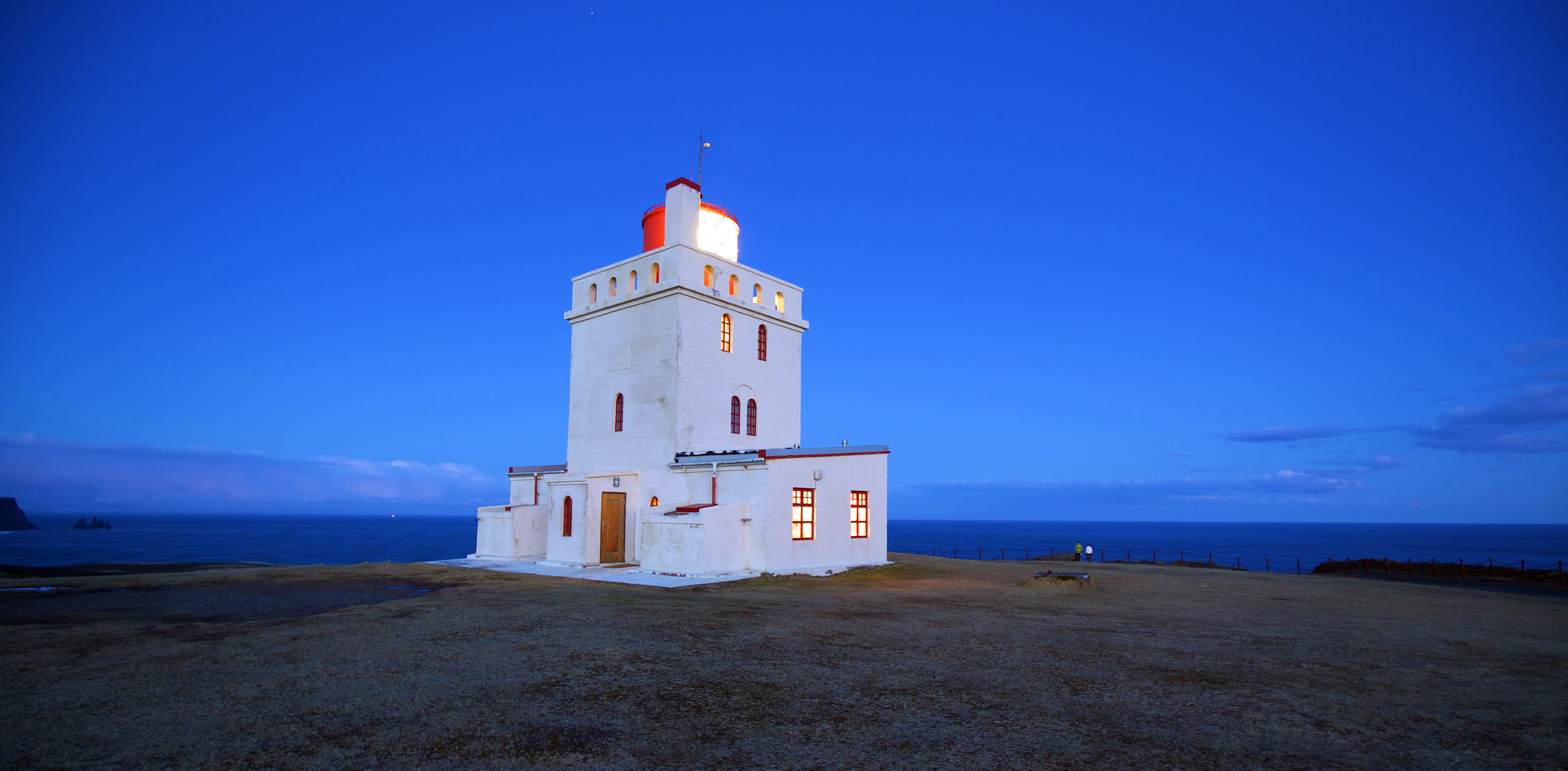 A holiday of a lifetime: Icelandair's exclusive lighthouse hotel - AOL