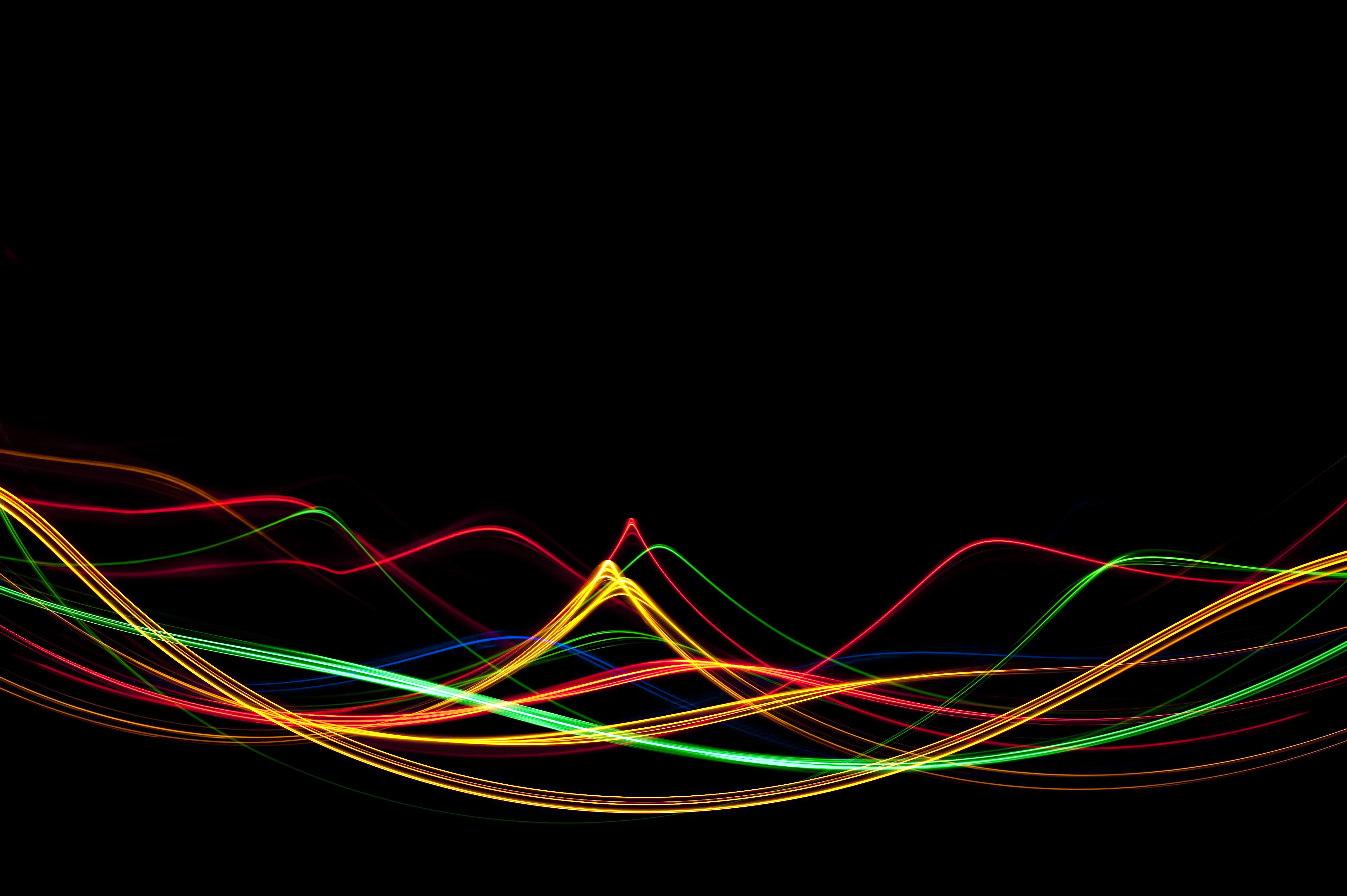 luminous light lines | Free backgrounds and textures | Cr103.com