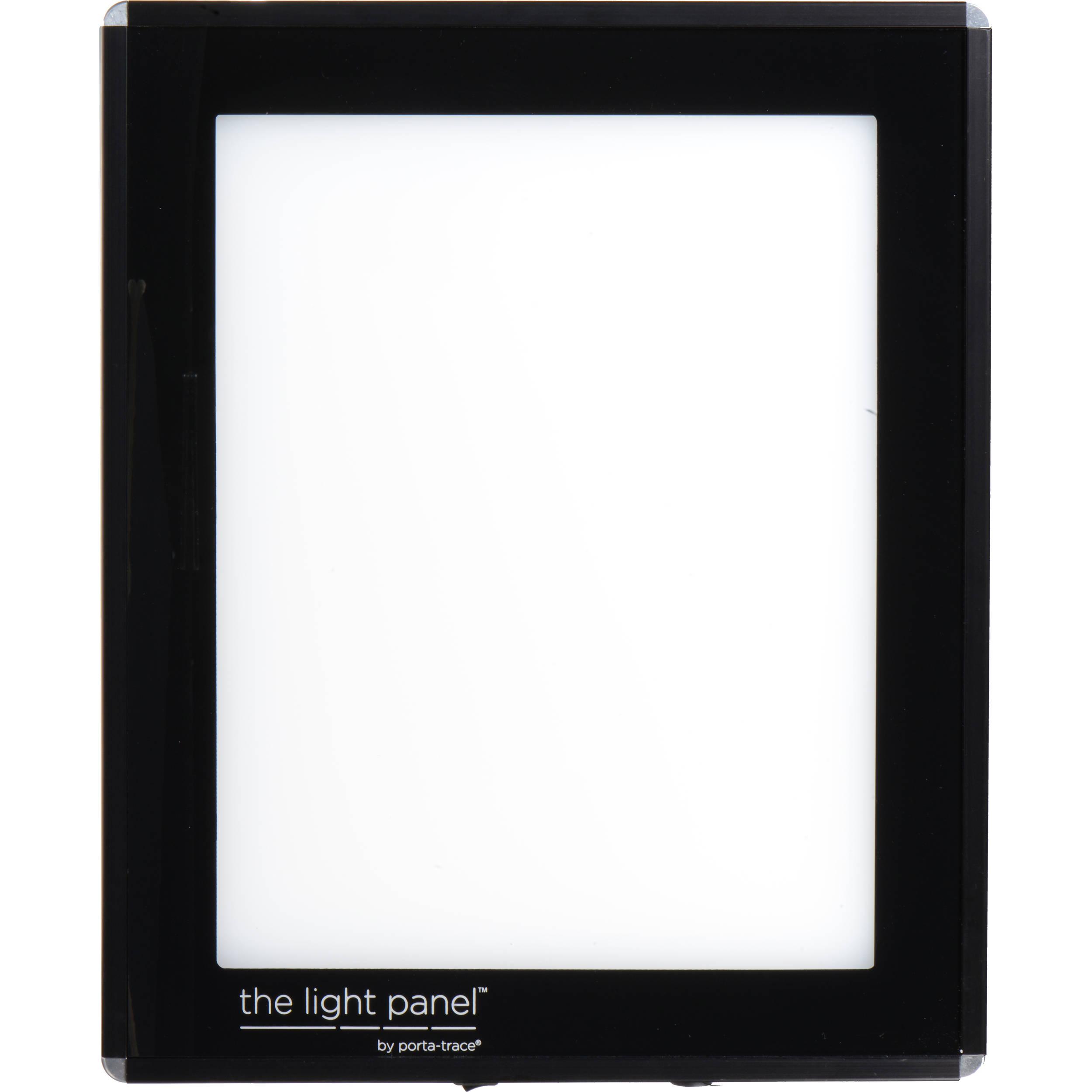 Light panel photo