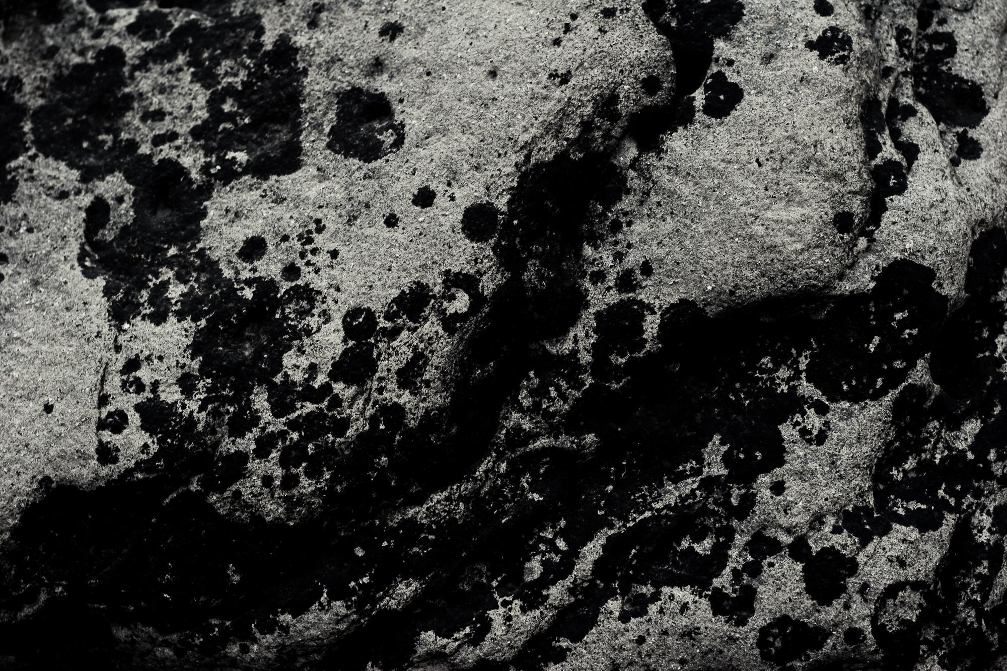 Light Rock Surface, Abstract, Black, Dark, Grunge, HQ Photo