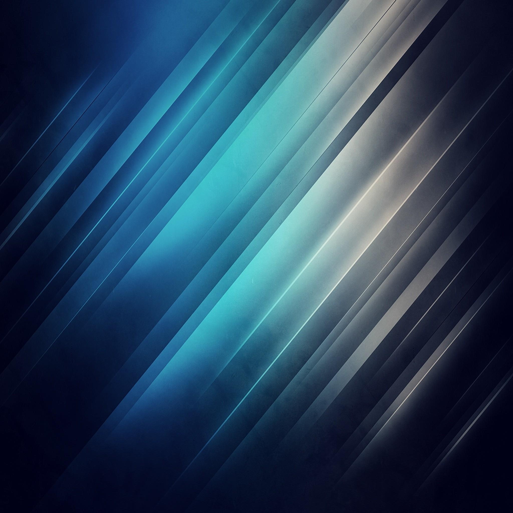 Blue Violet Light Streaks iPad Air/Pro Wallpaper and iPad mini ...