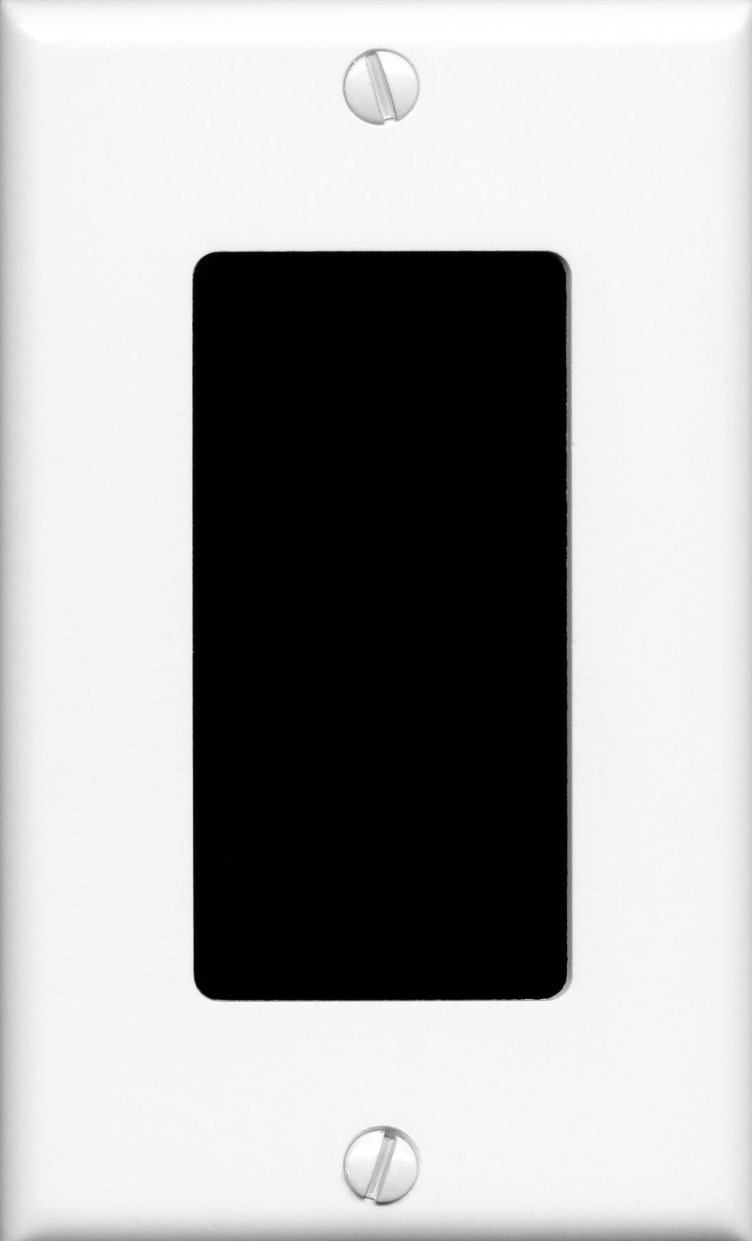 Light Switch Panel, Black, Picture, Rectangle, Rectangular, HQ Photo