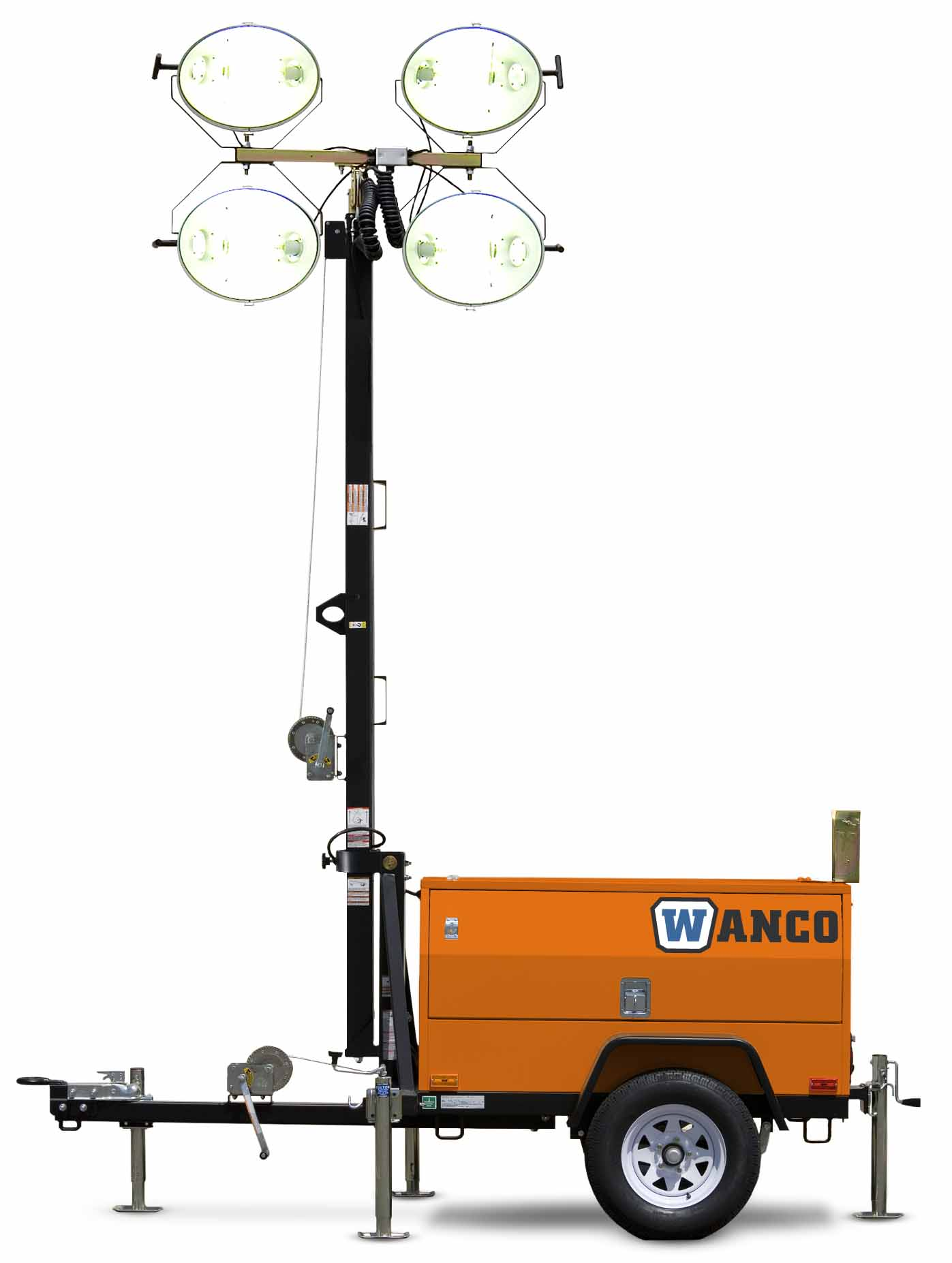 Light Towers - National Trench Safety