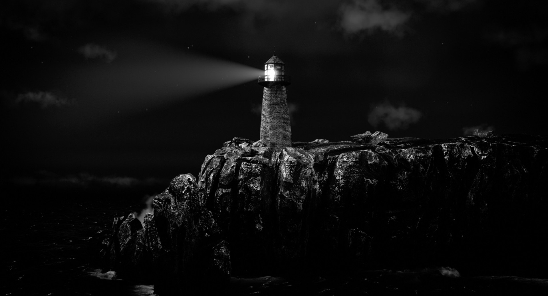 The light house photo