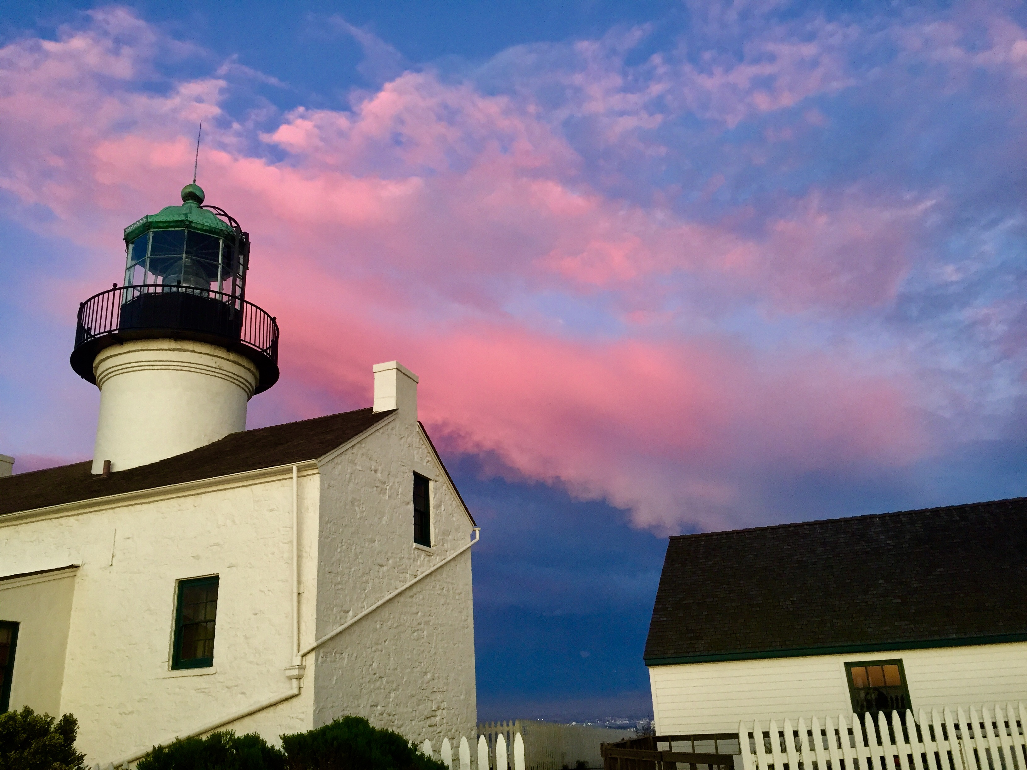 Twin Sisters Keep Historic Point Loma Lighthouse Shining Bright | KPBS