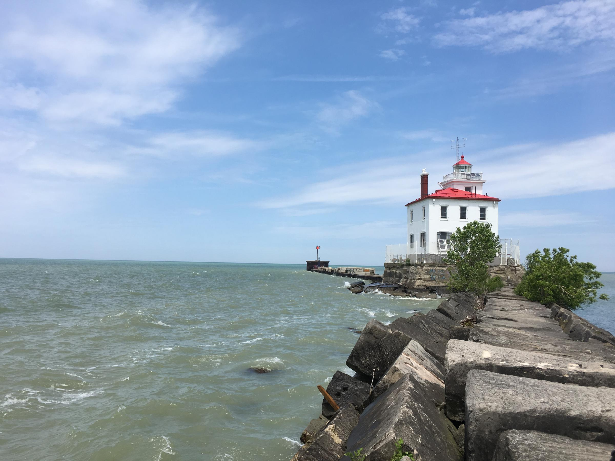 Summering at the Beach -- and Living in a Lighthouse | WKSU