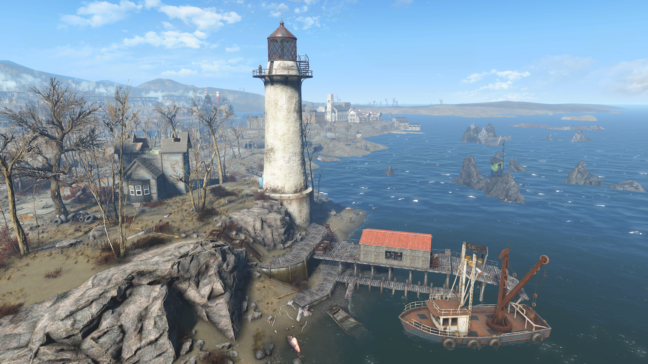 Kingsport Lighthouse | Fallout Wiki | FANDOM powered by Wikia