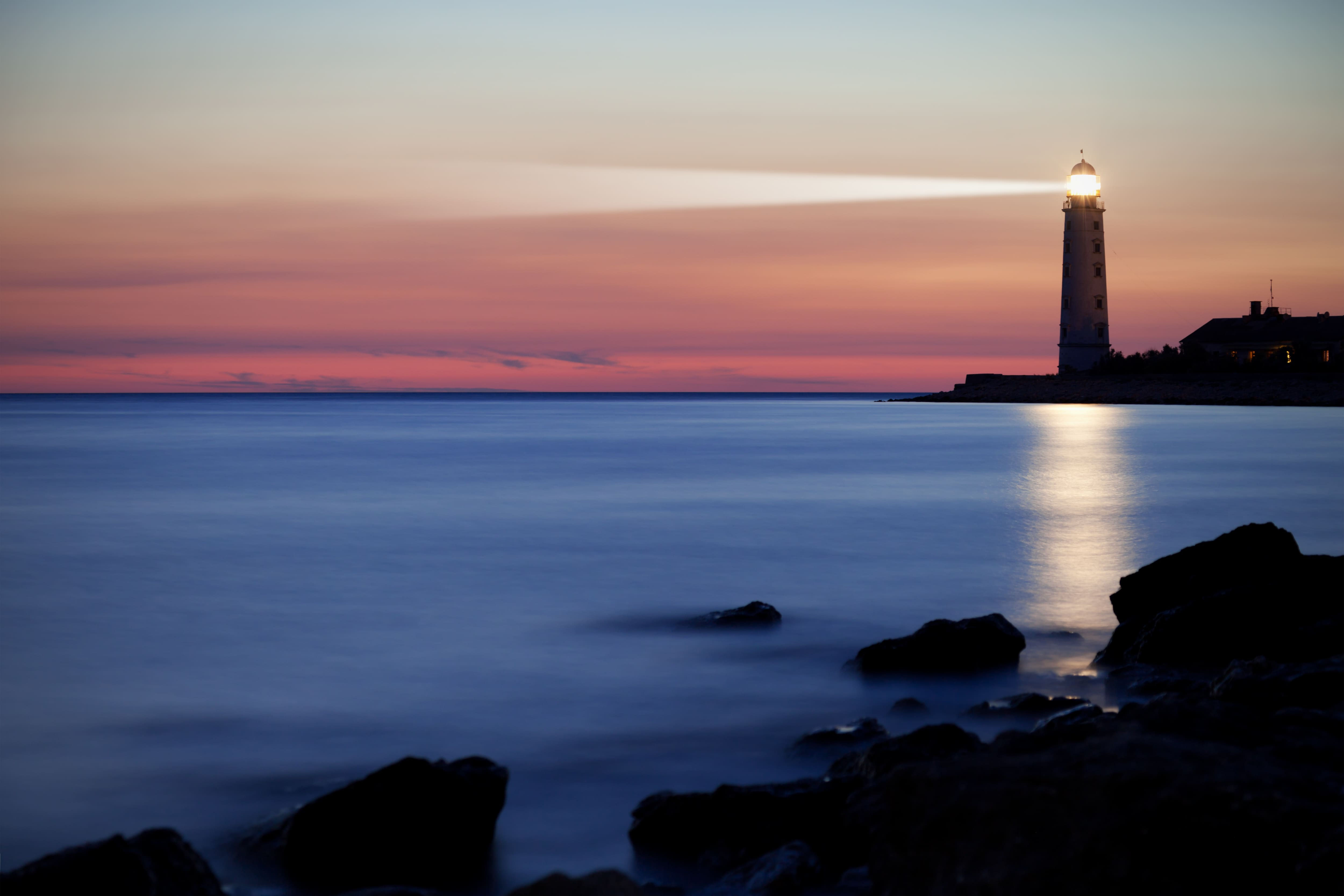 Lighthouse Over The Horizon - MortgageOrb