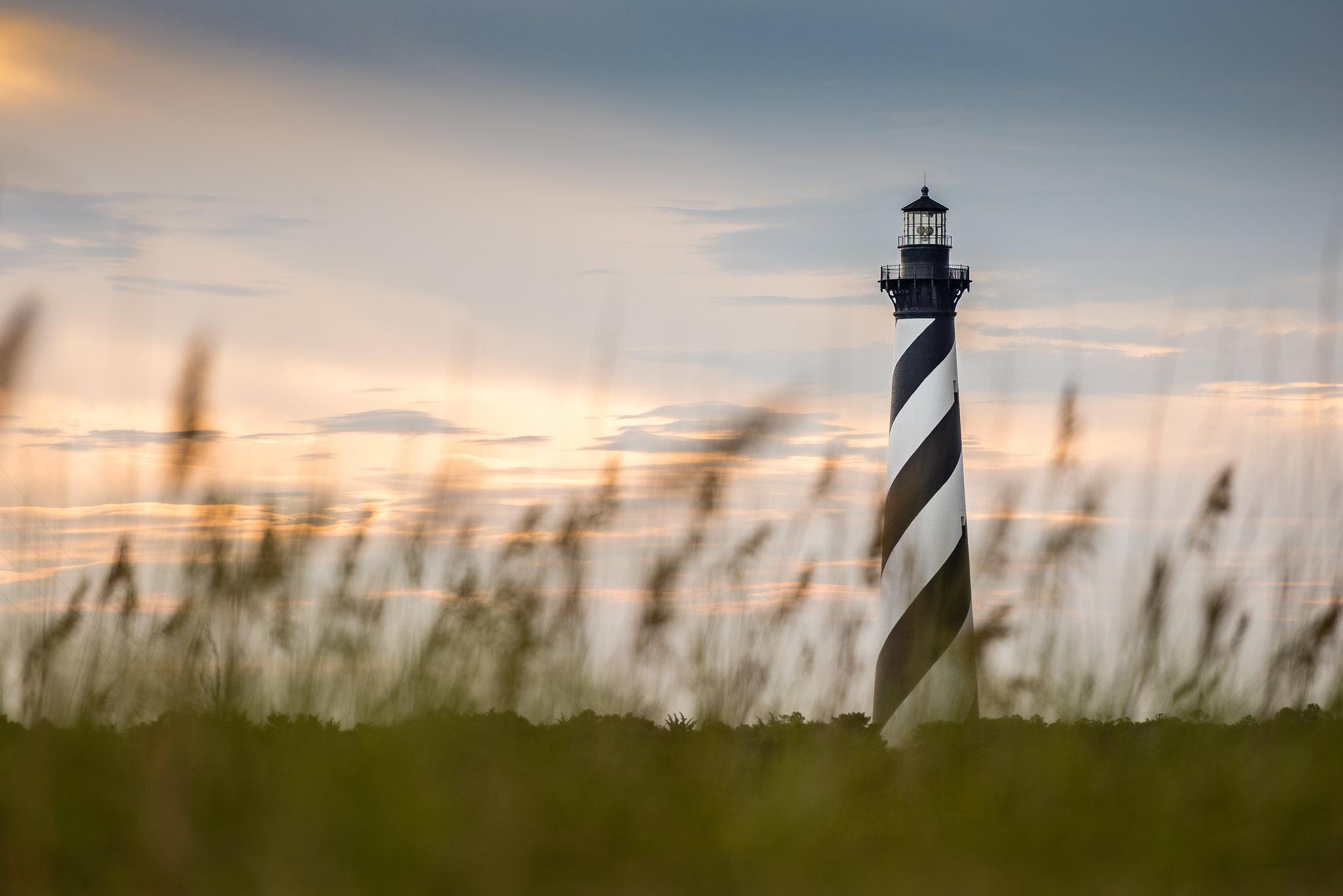 Cape Hatteras Lighthouse - Best Photo Spots
