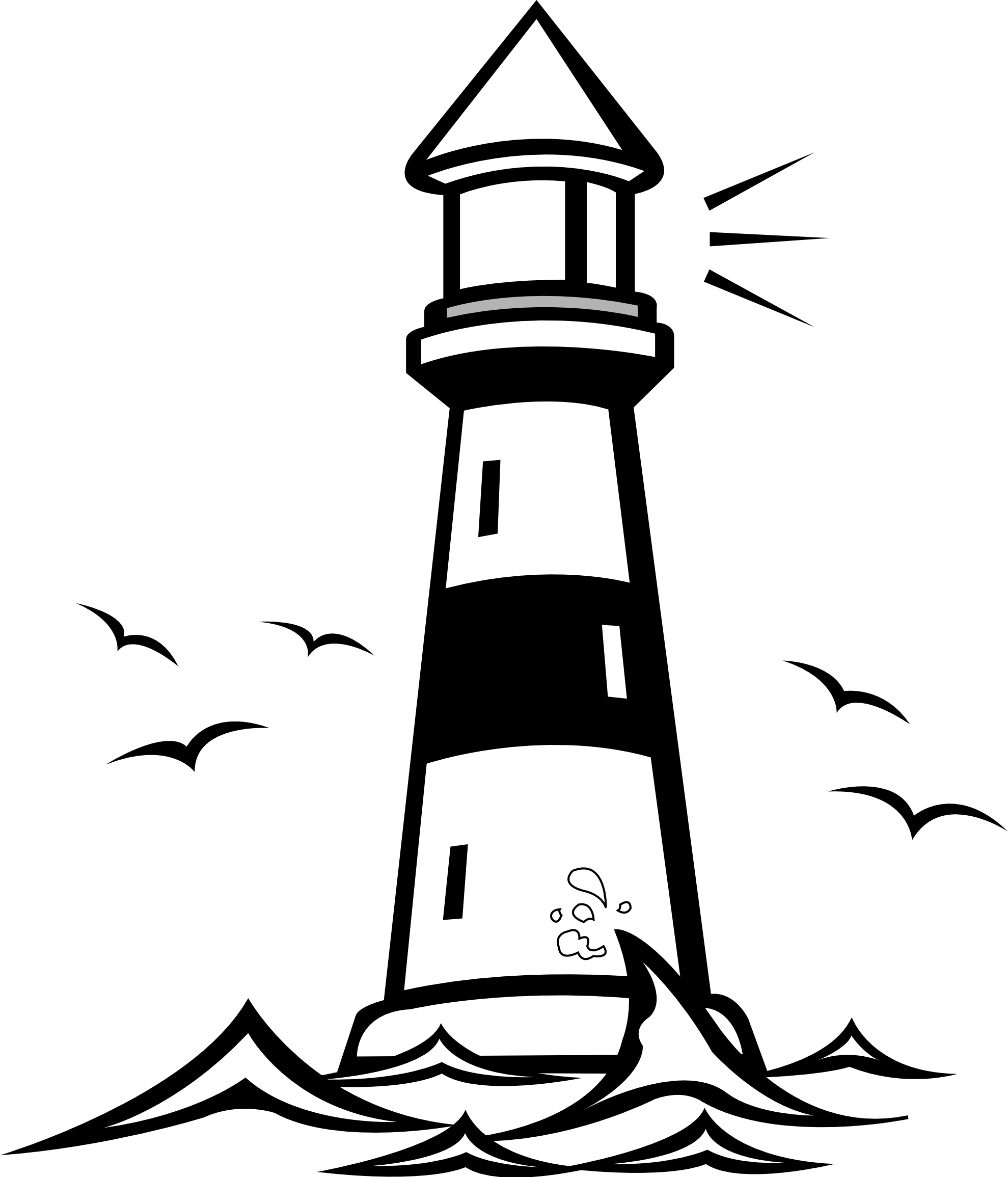 Lighthouse Clip Art Free Printable | Clipart Panda - Free Clipart Images