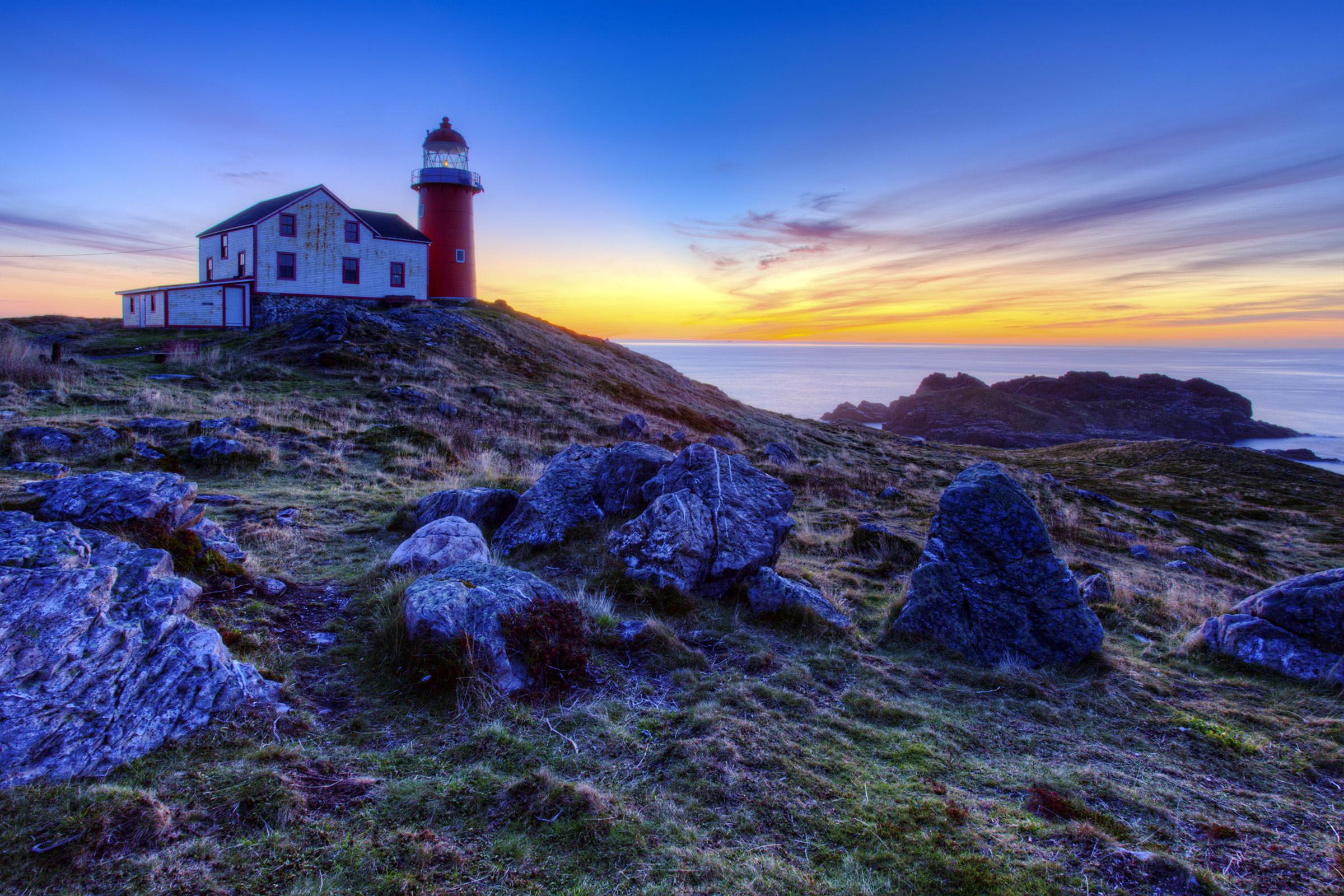 Lighthouse, Alert, Signal, Path, Power, HQ Photo